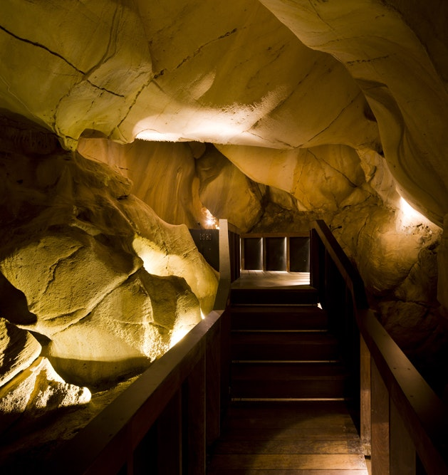 Cave Architecture: 7 Structures That Embrace Subterranean Style