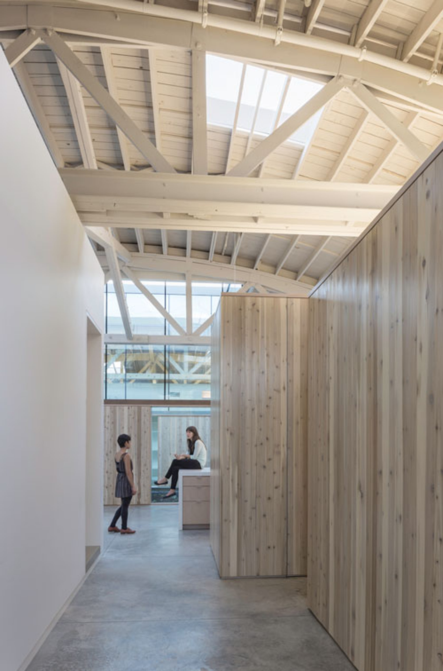 Bowstring Truss House Architizer