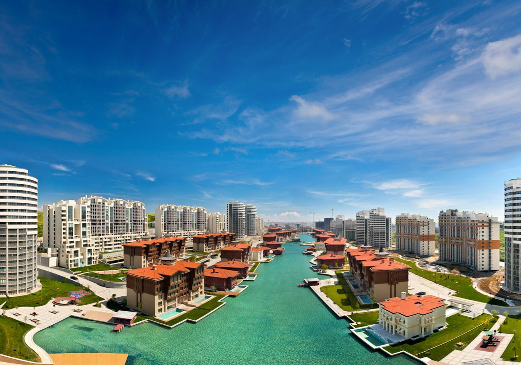 Bosphorus City On Architizer