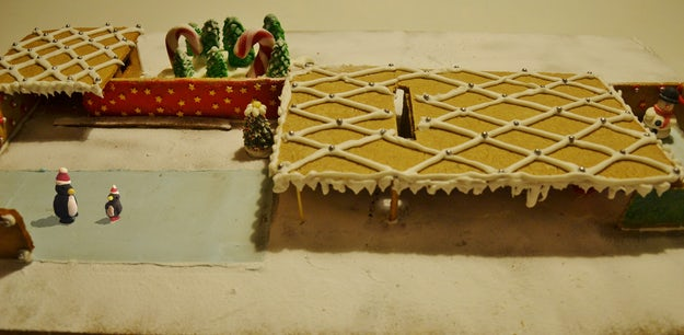 10 Sweet Designs From Architizer\'s Gingerbread Competition ...