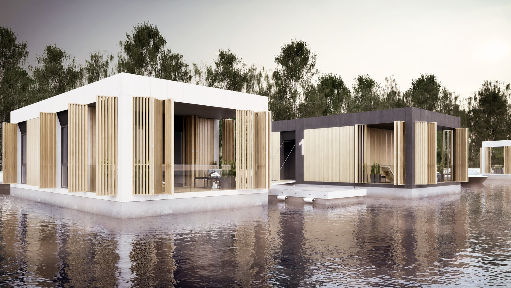 Waterhouses - Architizer