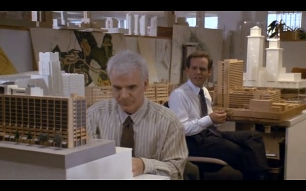 Image result for woody harrelson architect
