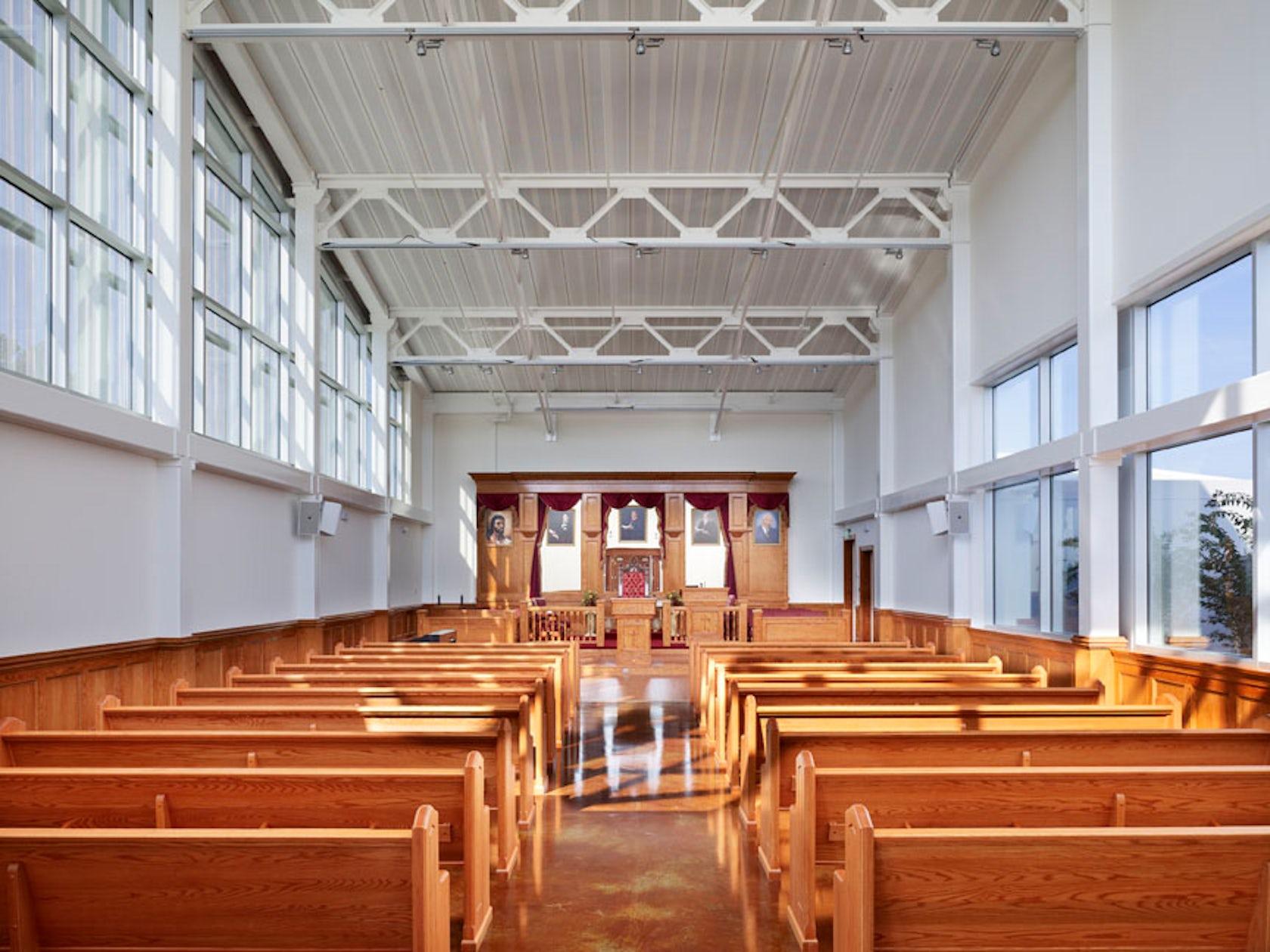 Hattiesburg Church Architizer