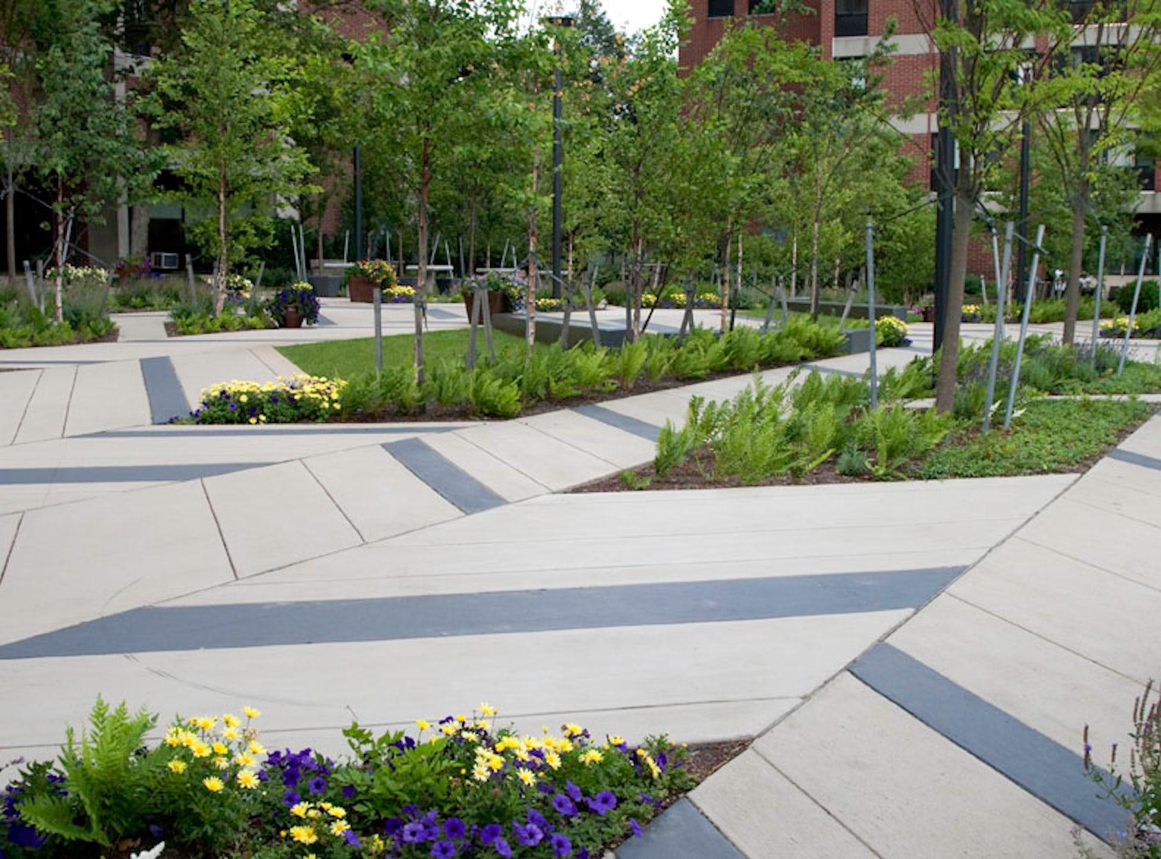 Levinson Plaza Architizer