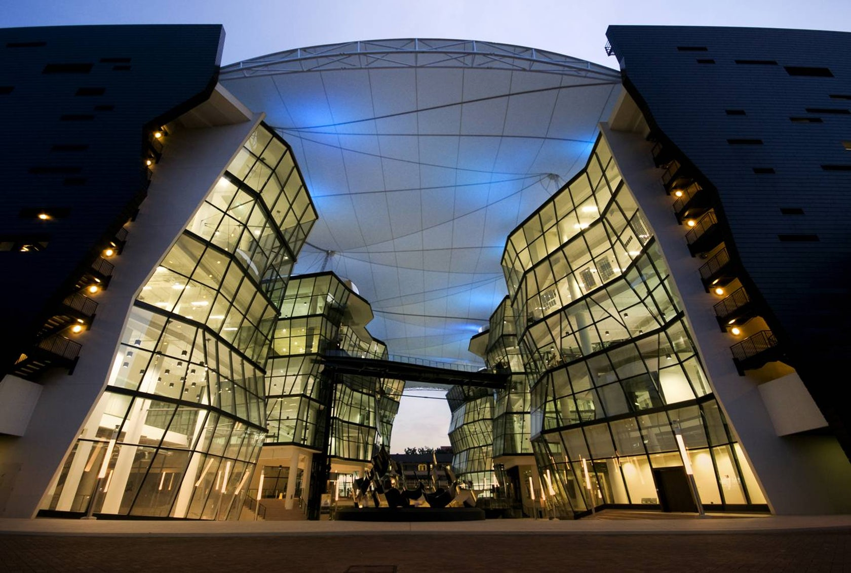 Rsp architects planners engineers architizer - Best architects in the world ...