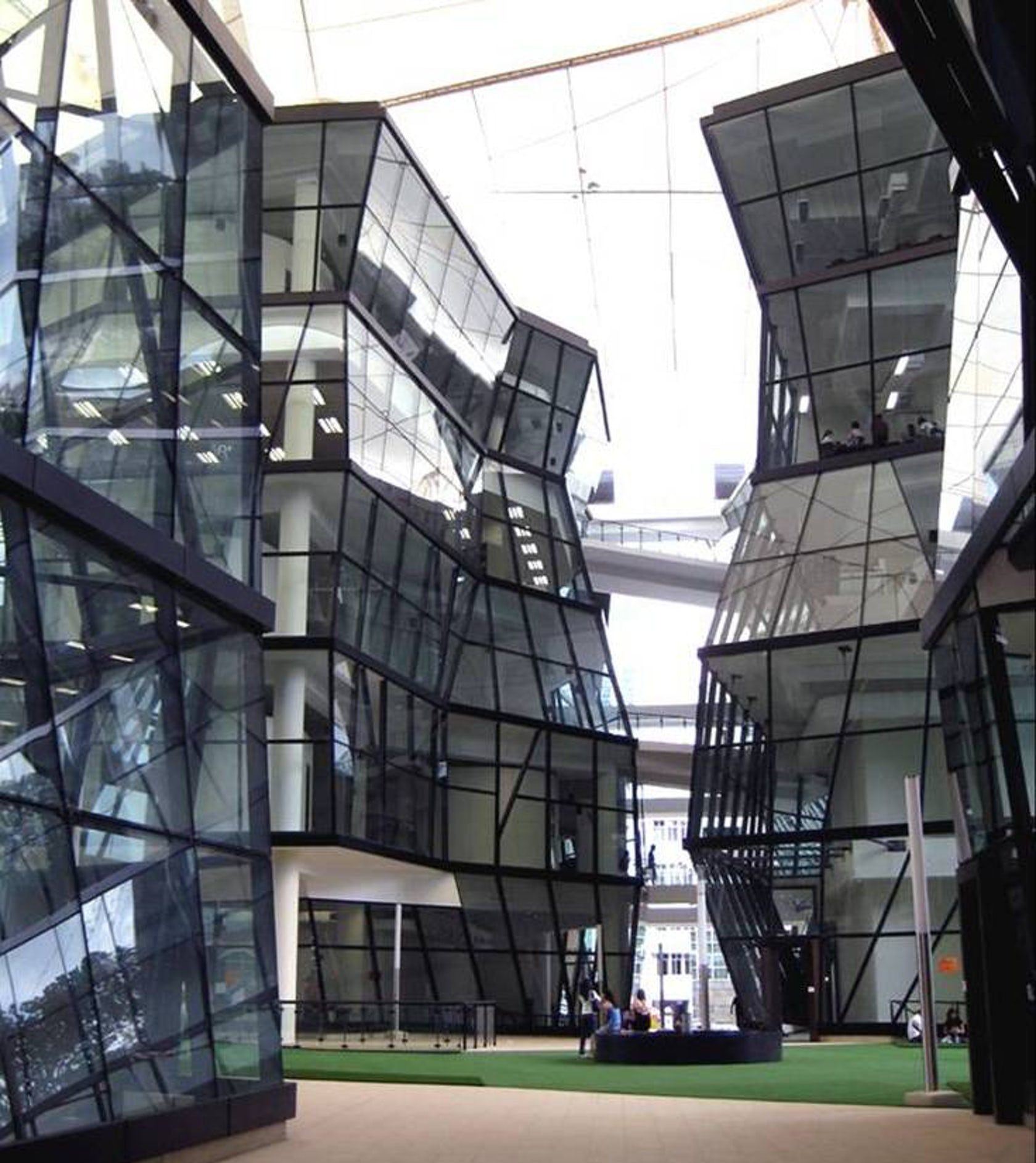 La Salle College Of The Arts On Architizer