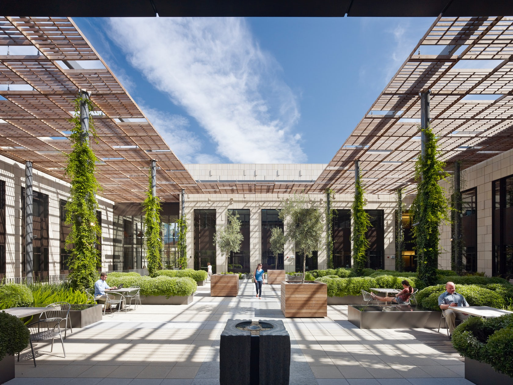 Stanford Law School, William H  Neukom Building on Architizer