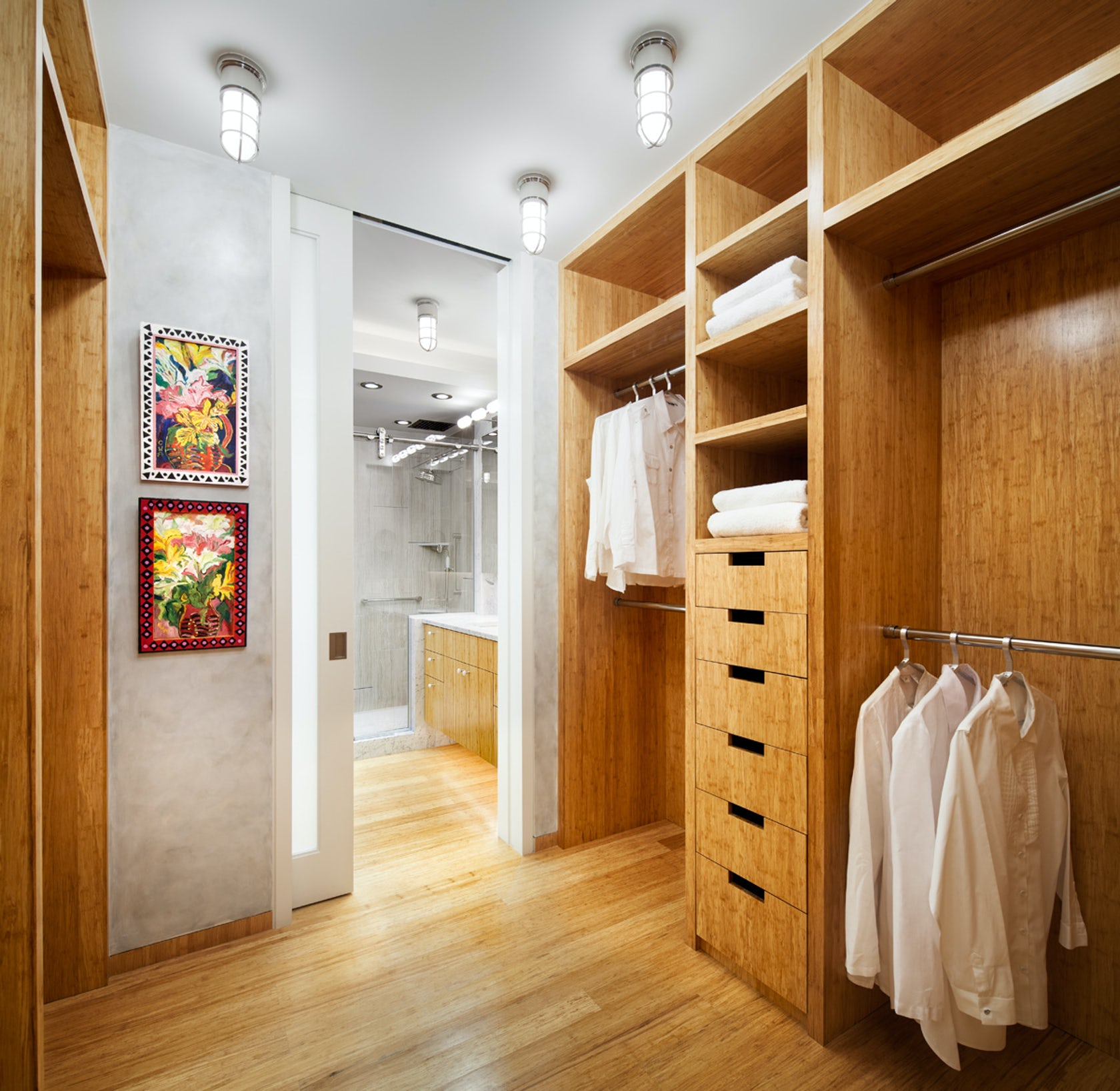 Connie's 170 Sf Accessible Master Bath/Dressing Room