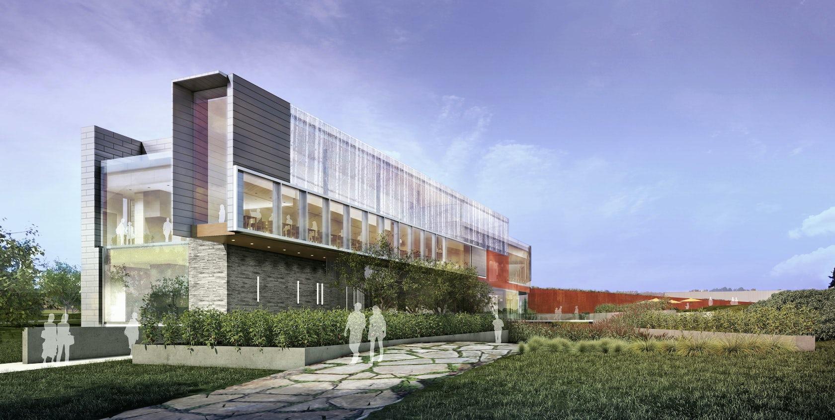 Durham College Center For Food Architizer