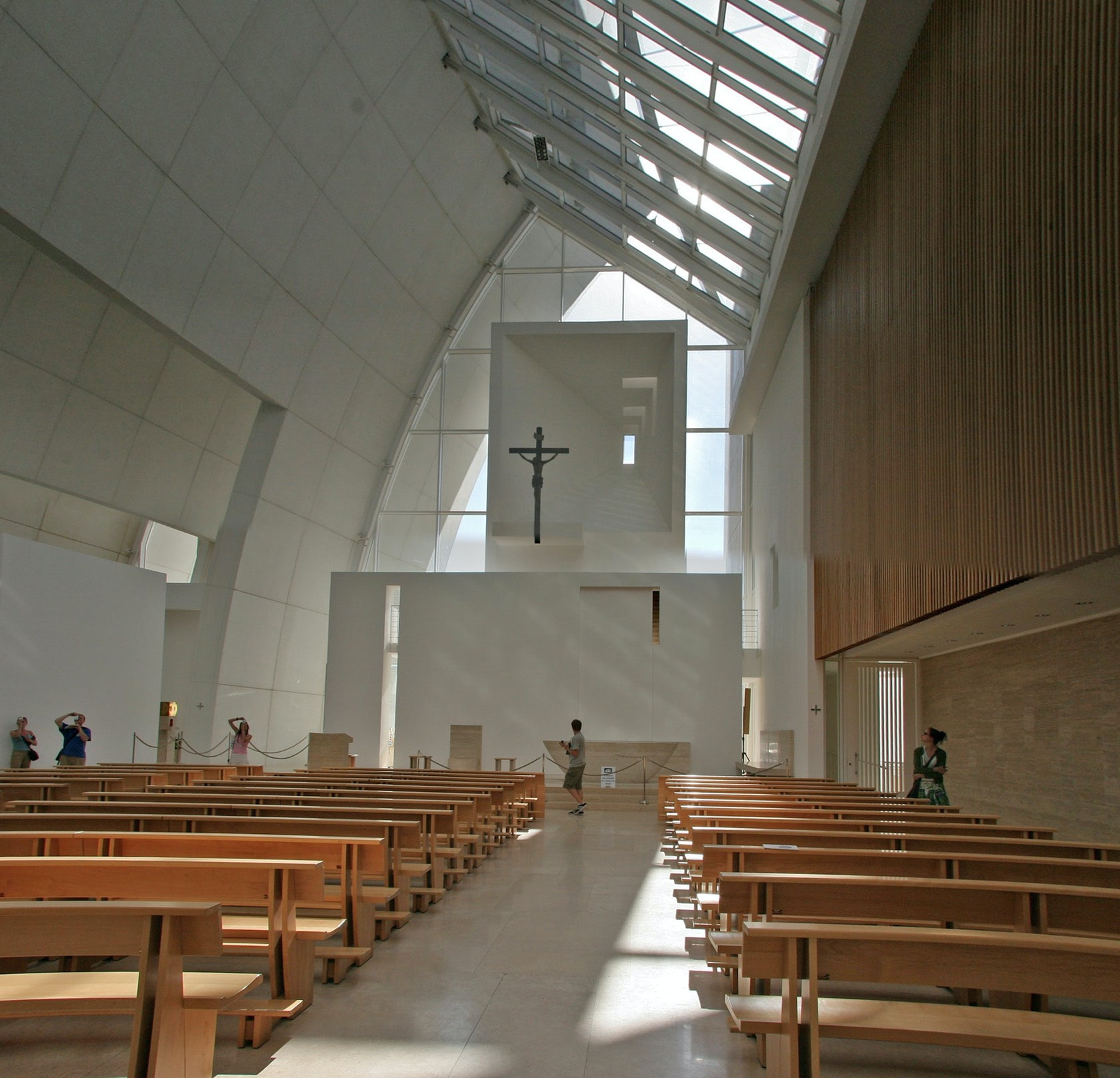 Jubilee Church On Architizer