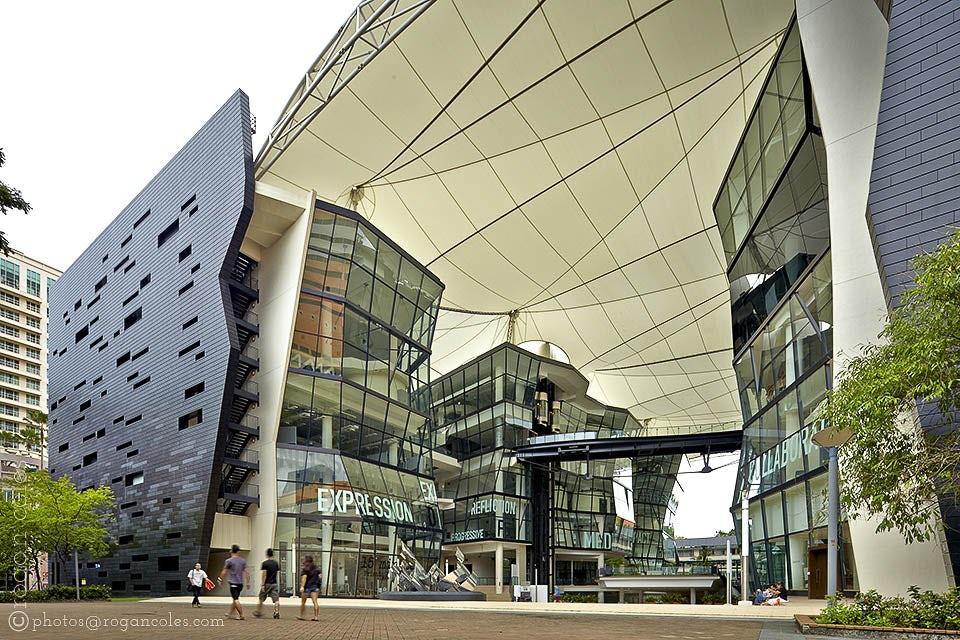 Casino Floor Plans La Salle College Of The Arts Architizer