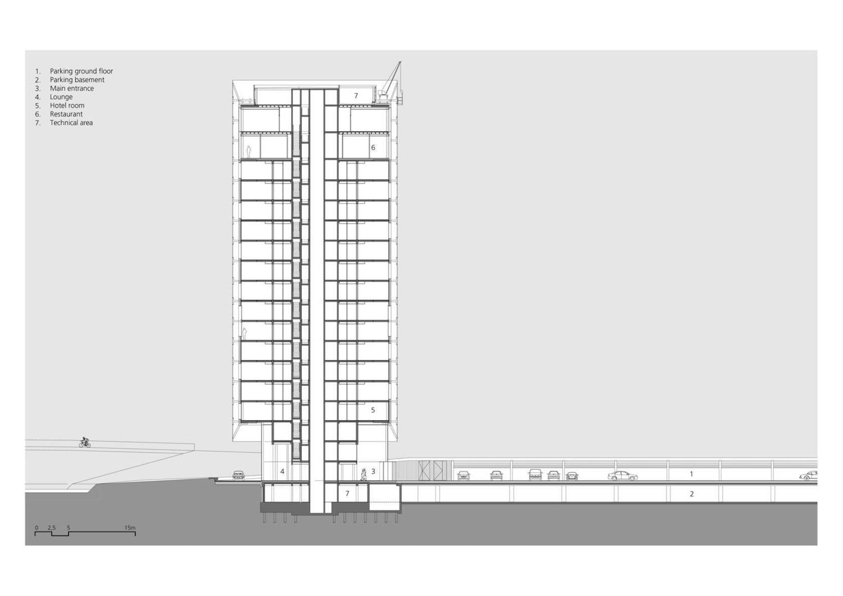 Fletcher Hotel Amsterdam On Architizer