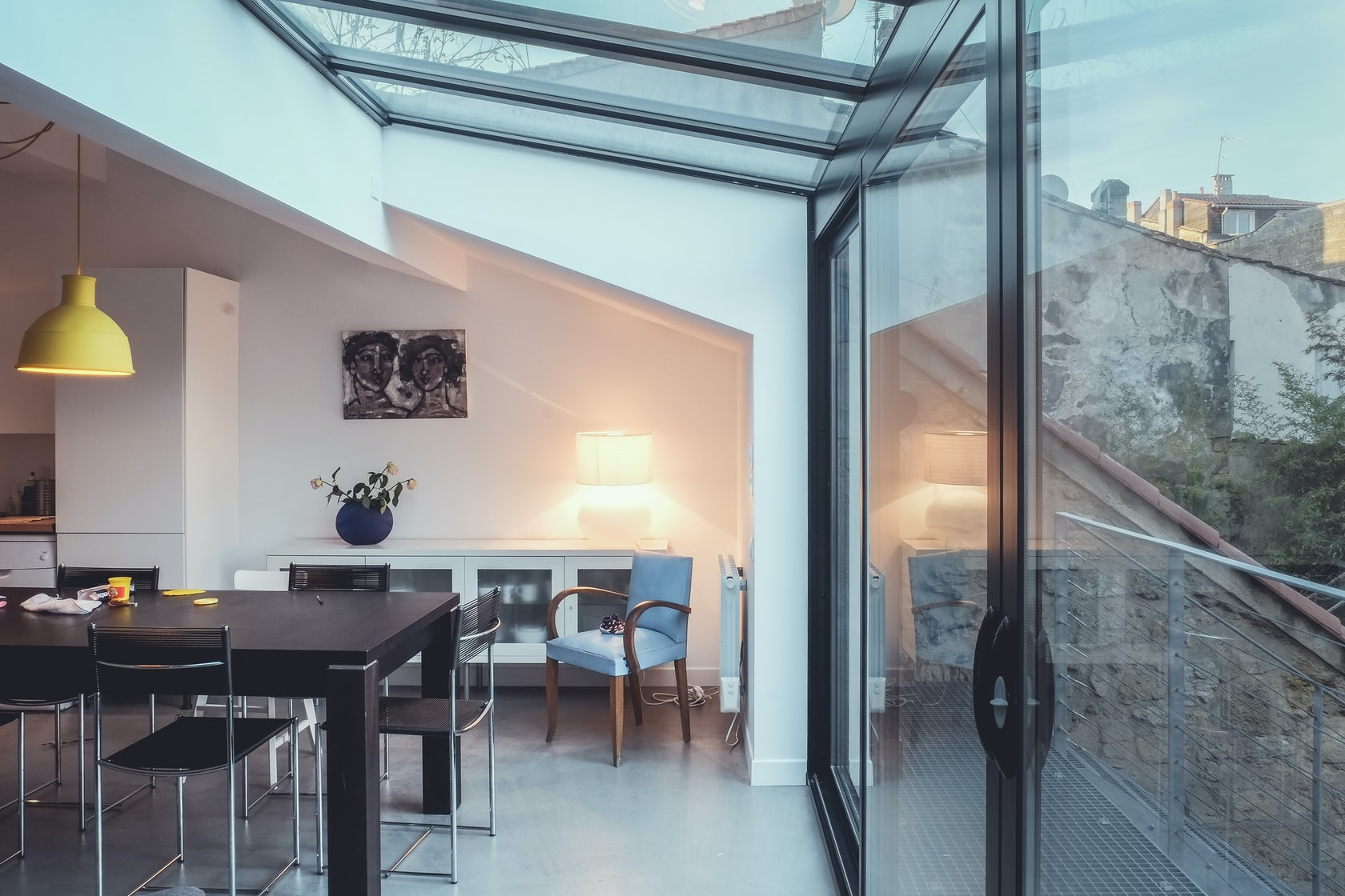 echoppe poyenne architizer. Black Bedroom Furniture Sets. Home Design Ideas