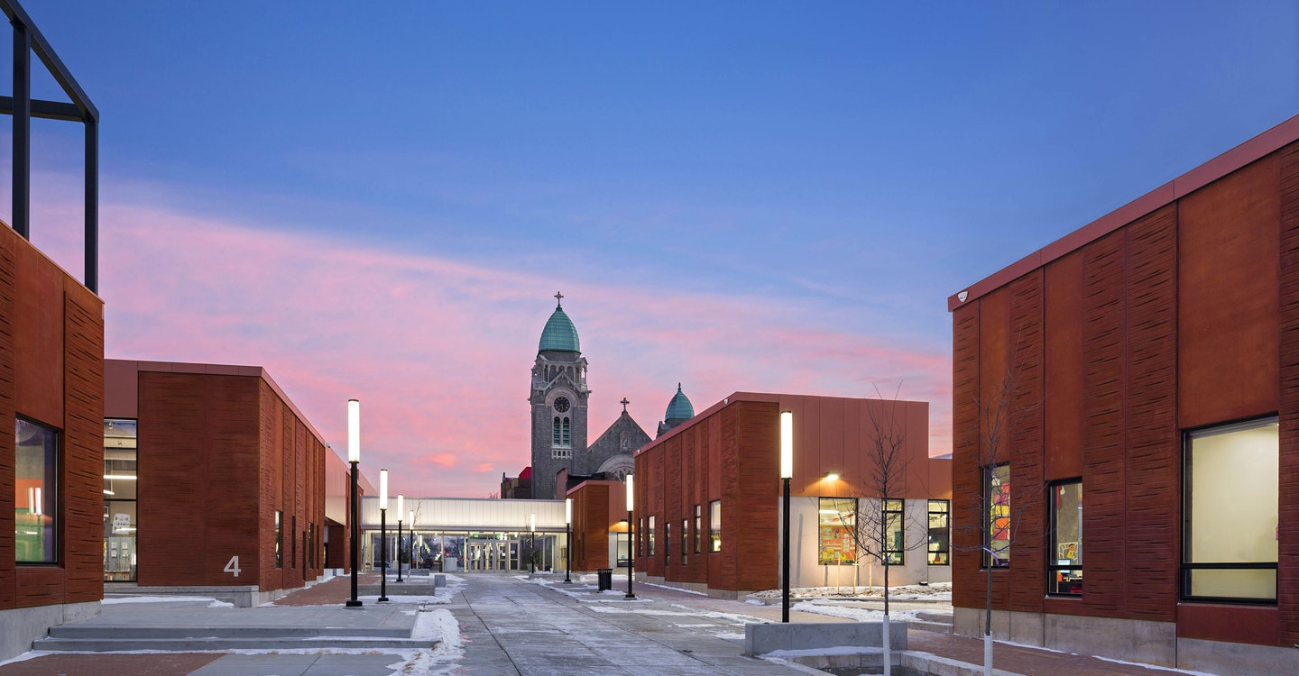 ROGERS PARTNERS Architects+Urban Designers Featured Project
