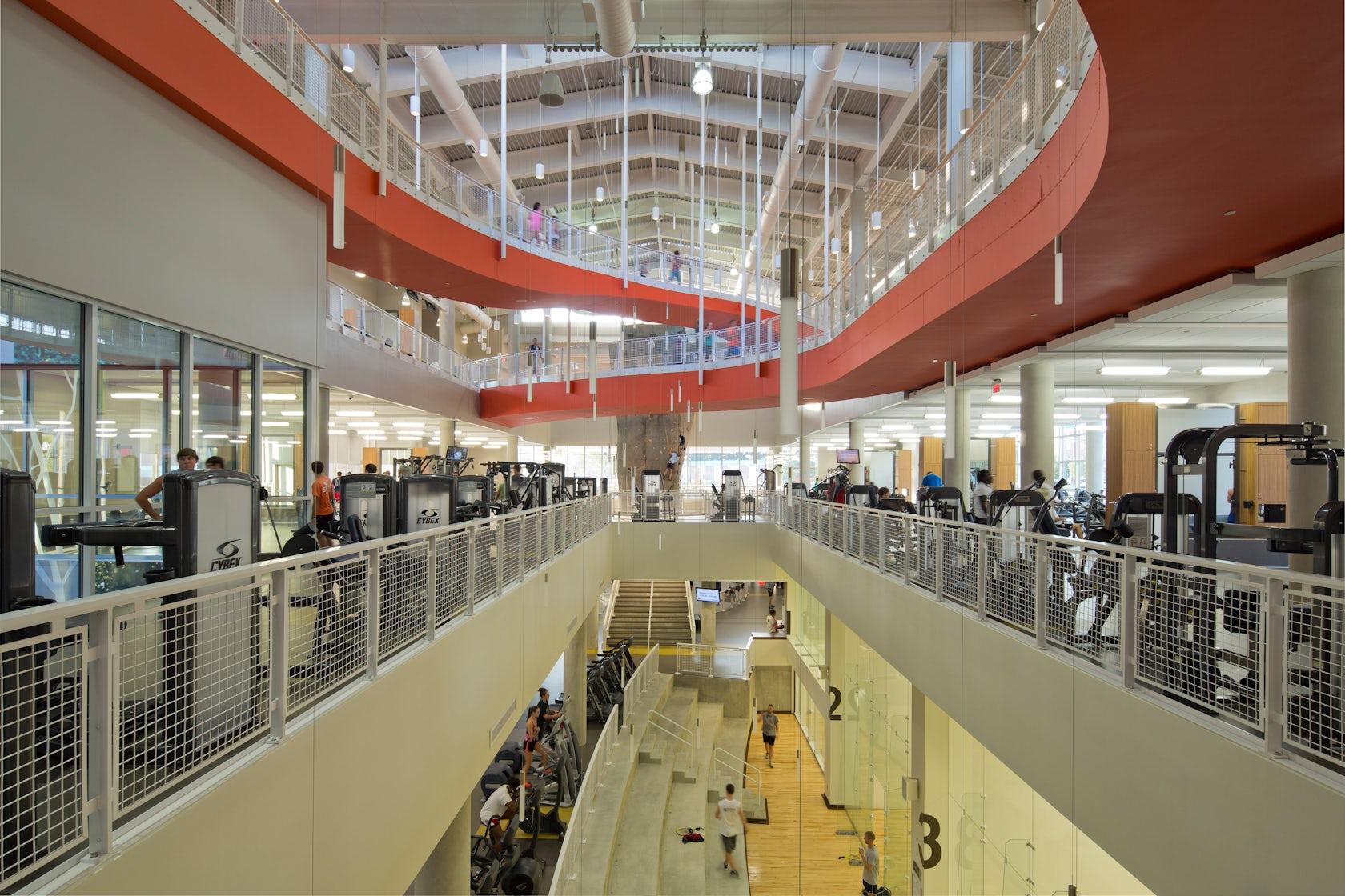 Auburn university recreation wellness center at auburn - Auburn university interior design program ...