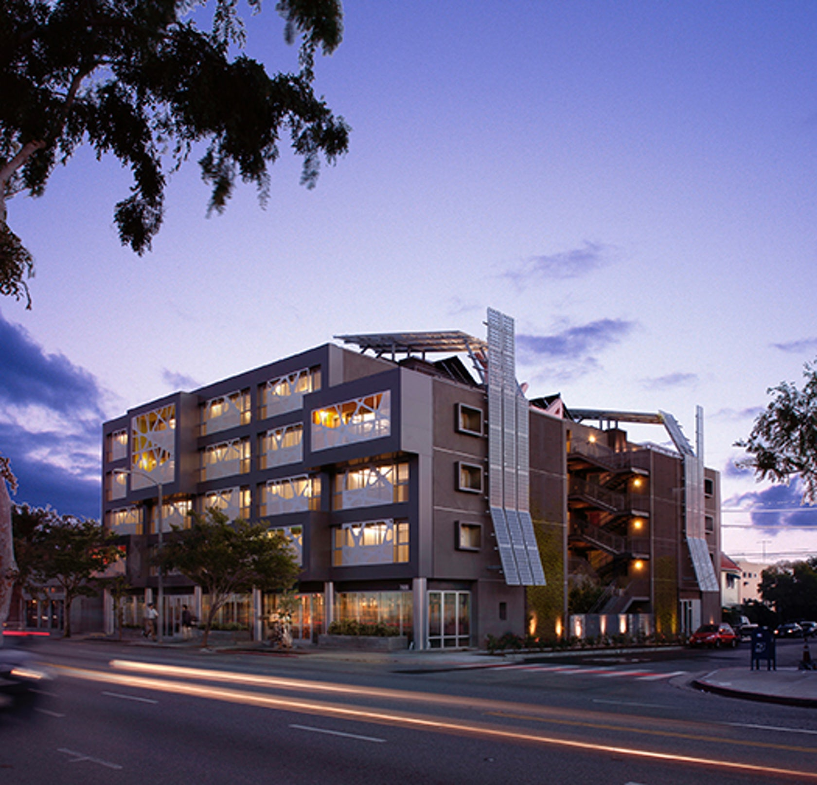 Sierra Bonita Affordable Housing