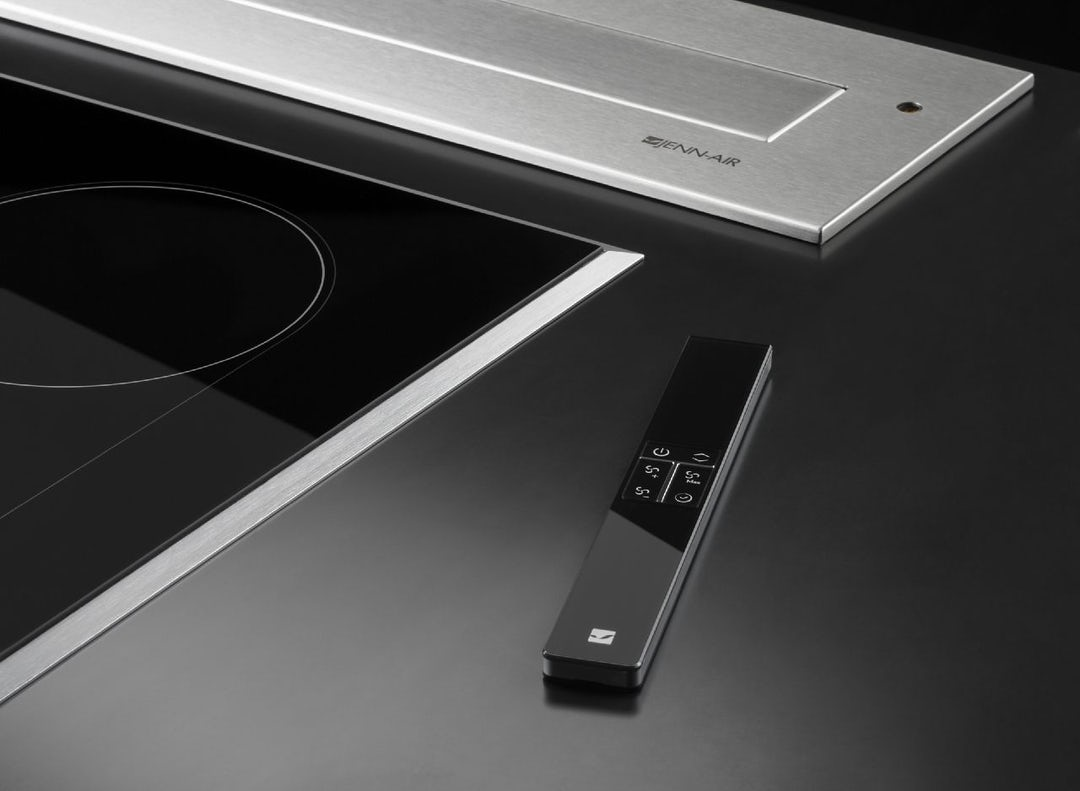 Countertop Ventilation Systems : The iPhone Effect: 5 High Tech Kitchen Trends - Architizer