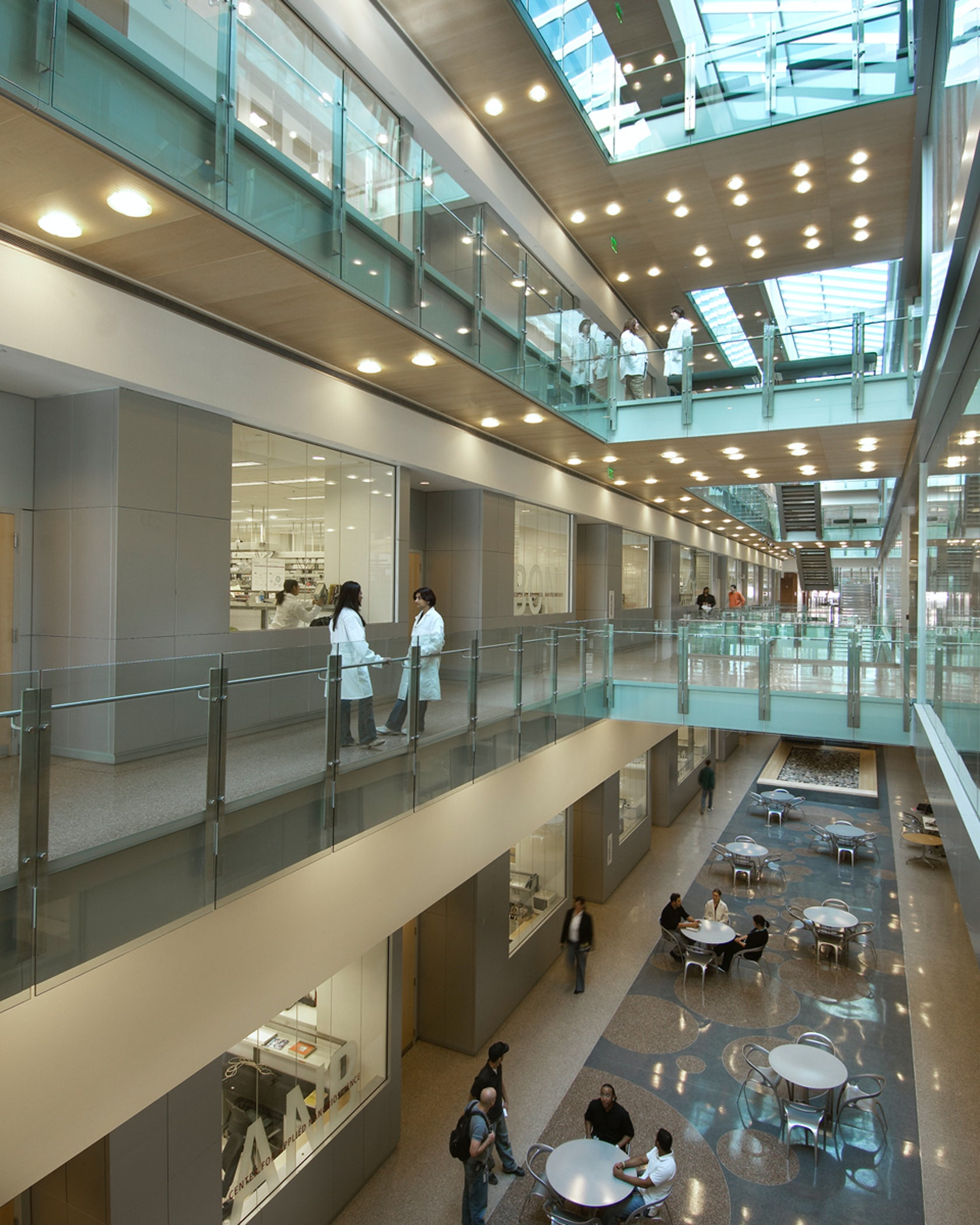 Interior Design Colleges In Florida: Arizona State Biodesign Institute