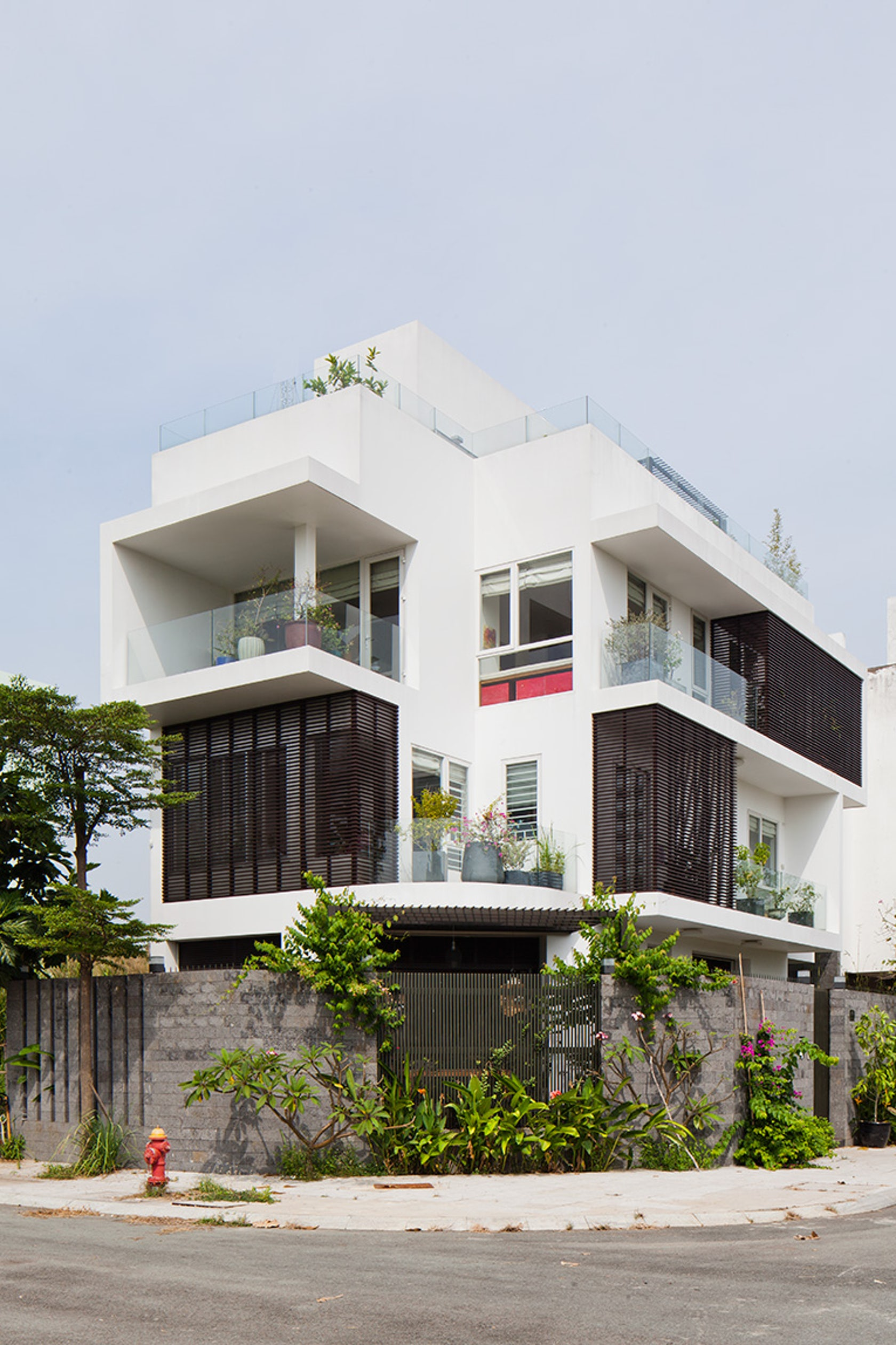 D2 Town House Architizer