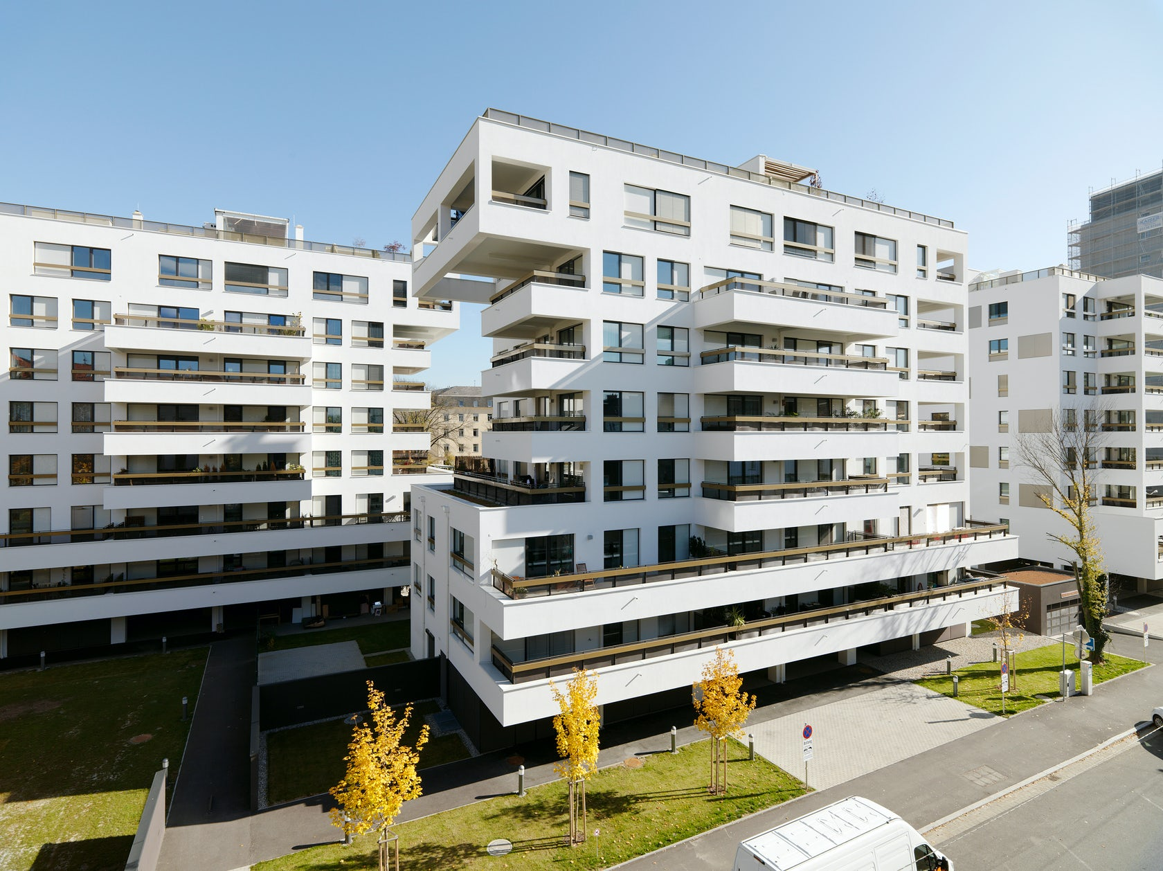 Apartment Houses Laimburggasse