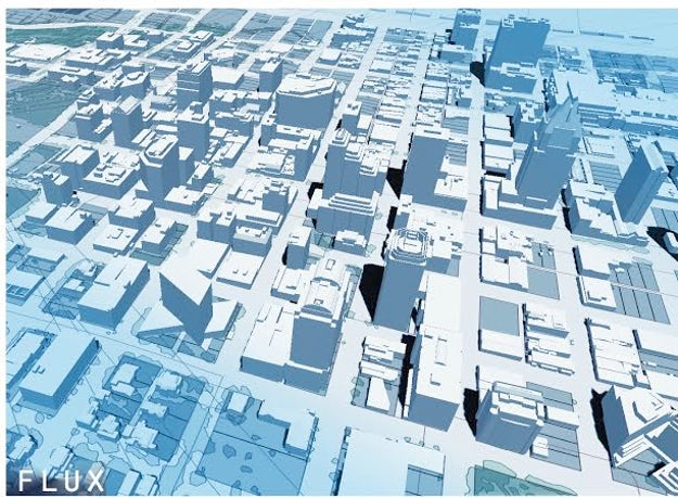 Meet Flux, an App That Designs Sustainable Cities at