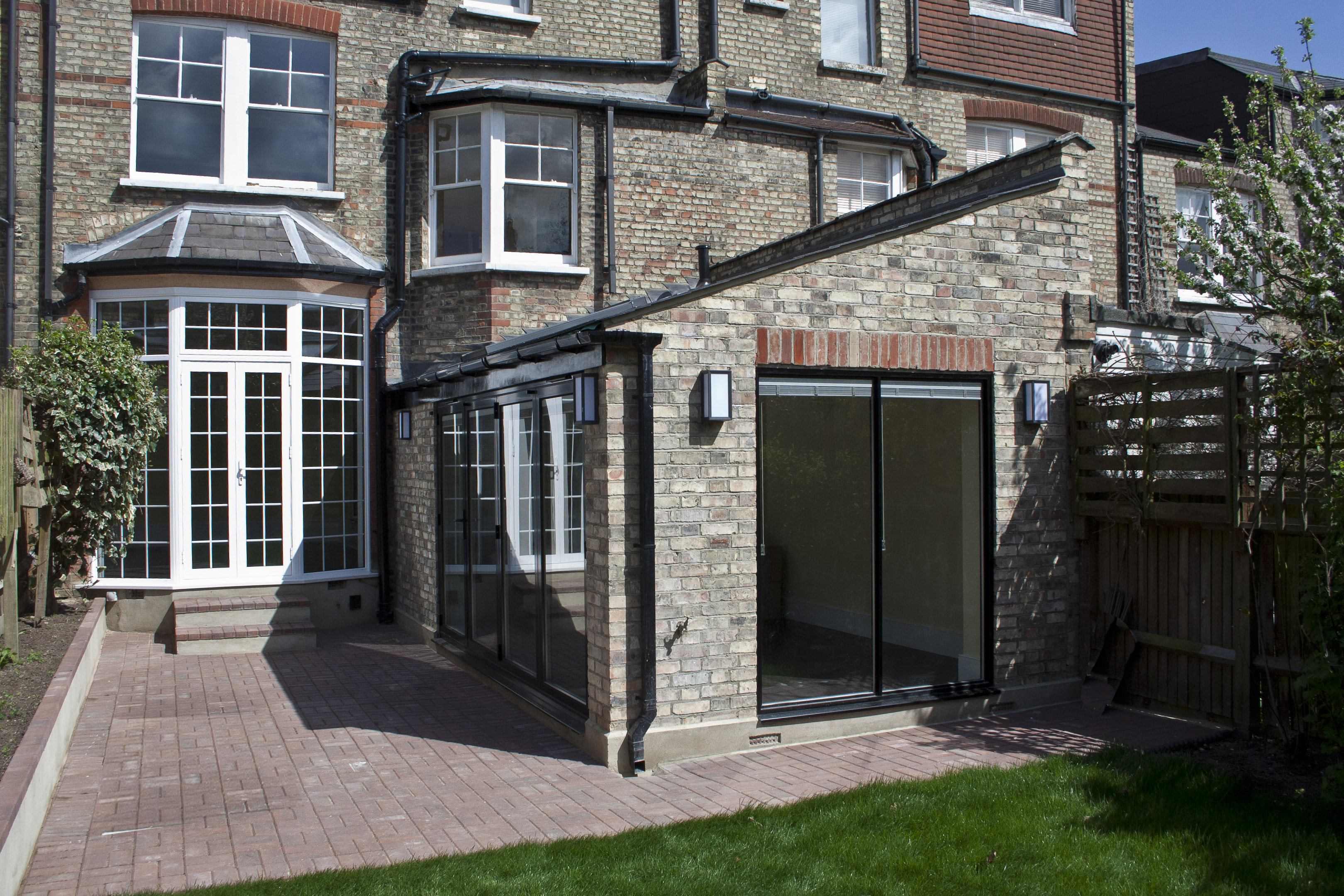 Idea 848947 Victorian House Extension by RS Architects in