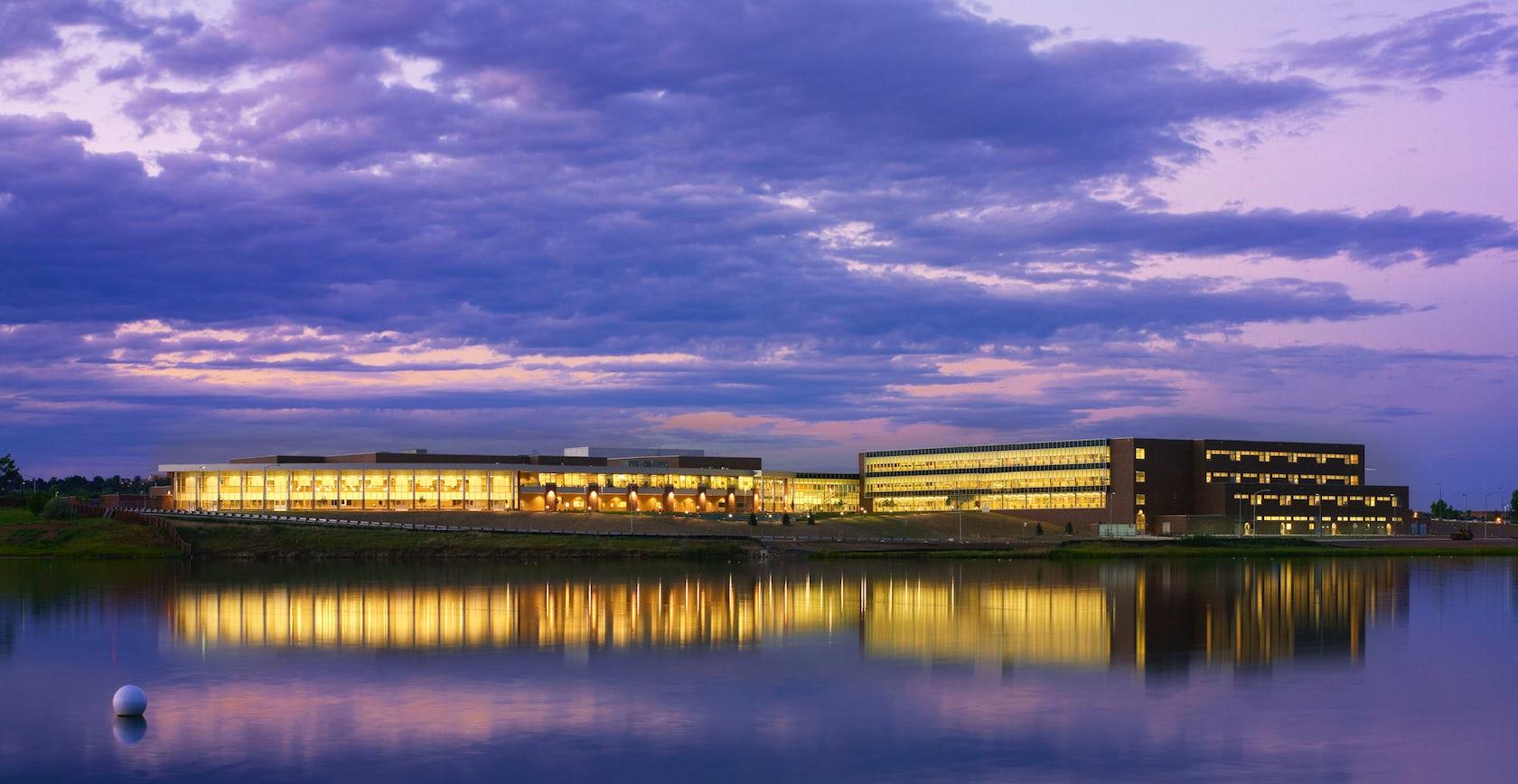 University Of Colorado Medical School >> Westminster High School, Adams County School District 50 - Architizer
