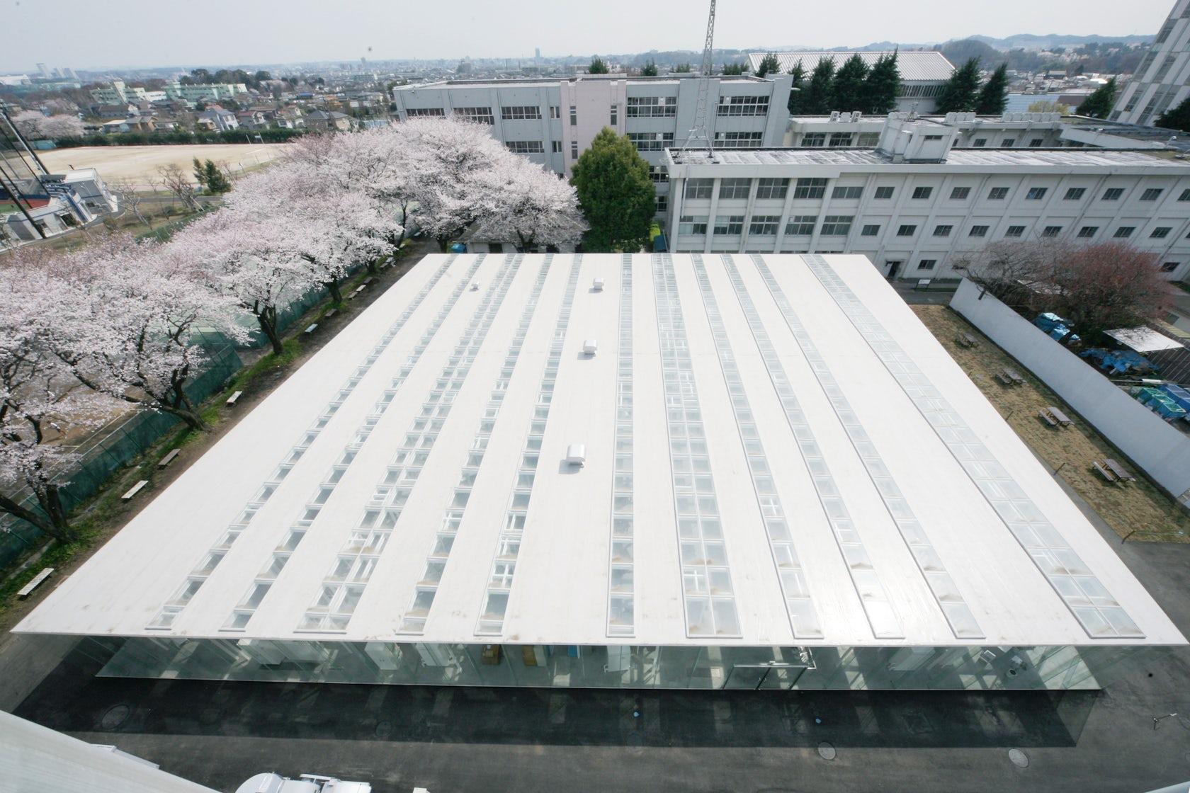 Kanagawa Institute Of Technology Kait Workshop Architizer