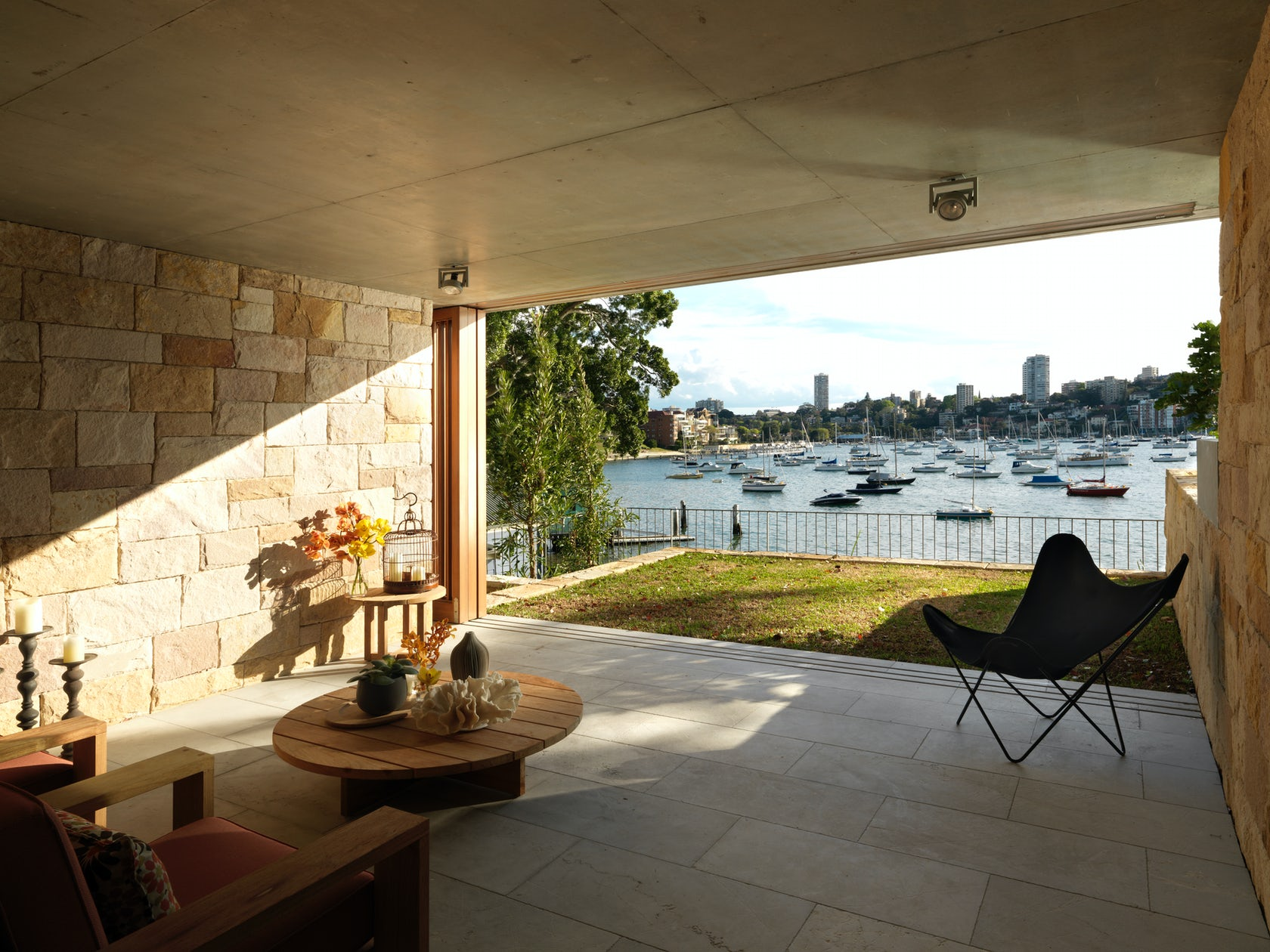 Harbourside Apartments & Boathouse - Architizer