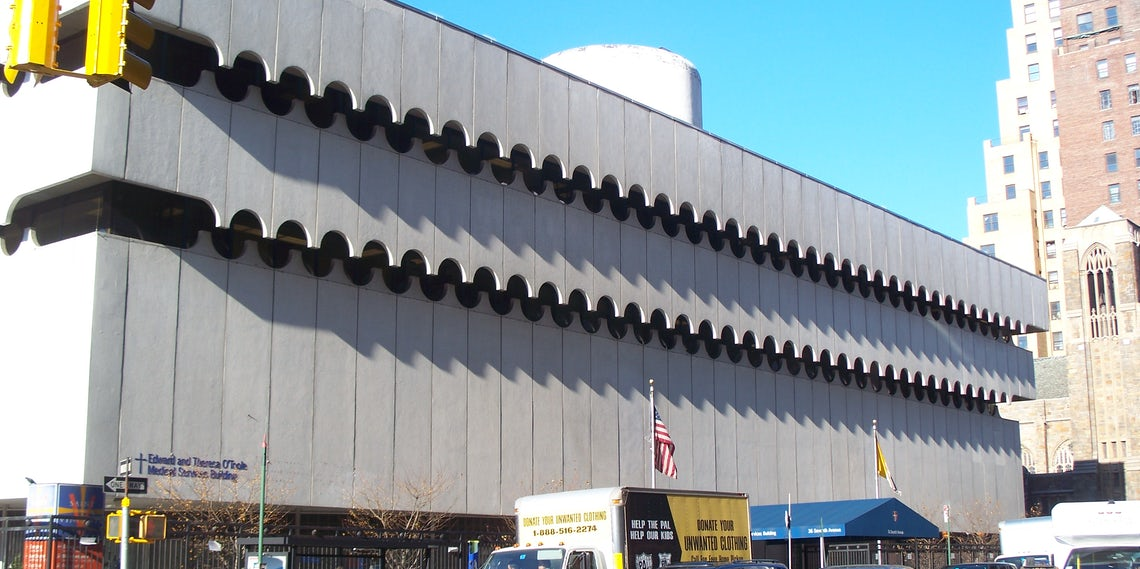 Preservation ER: An Unknown NYC Icon Is Resuscitated