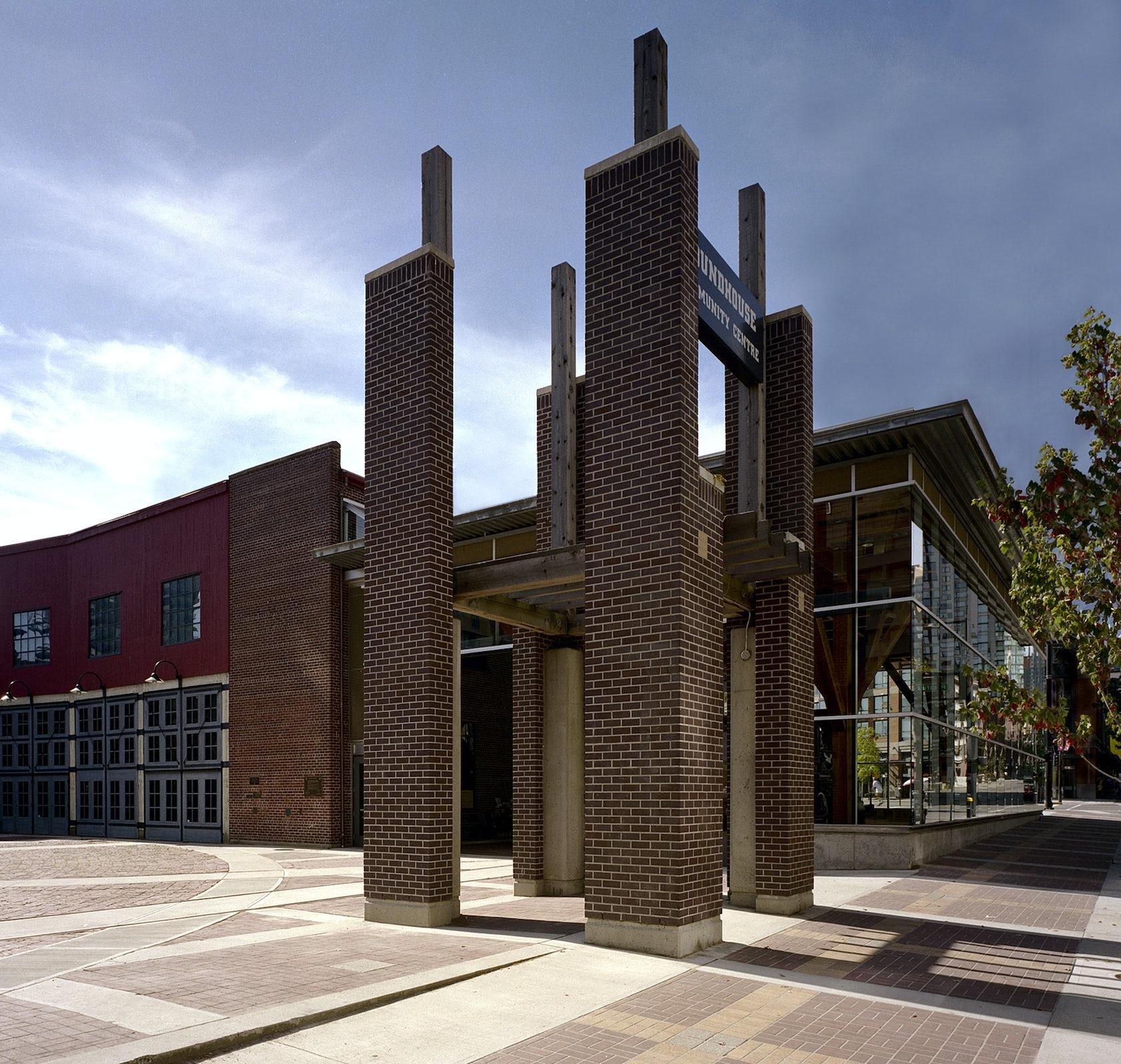 Roundhouse Community Centre on Architizer