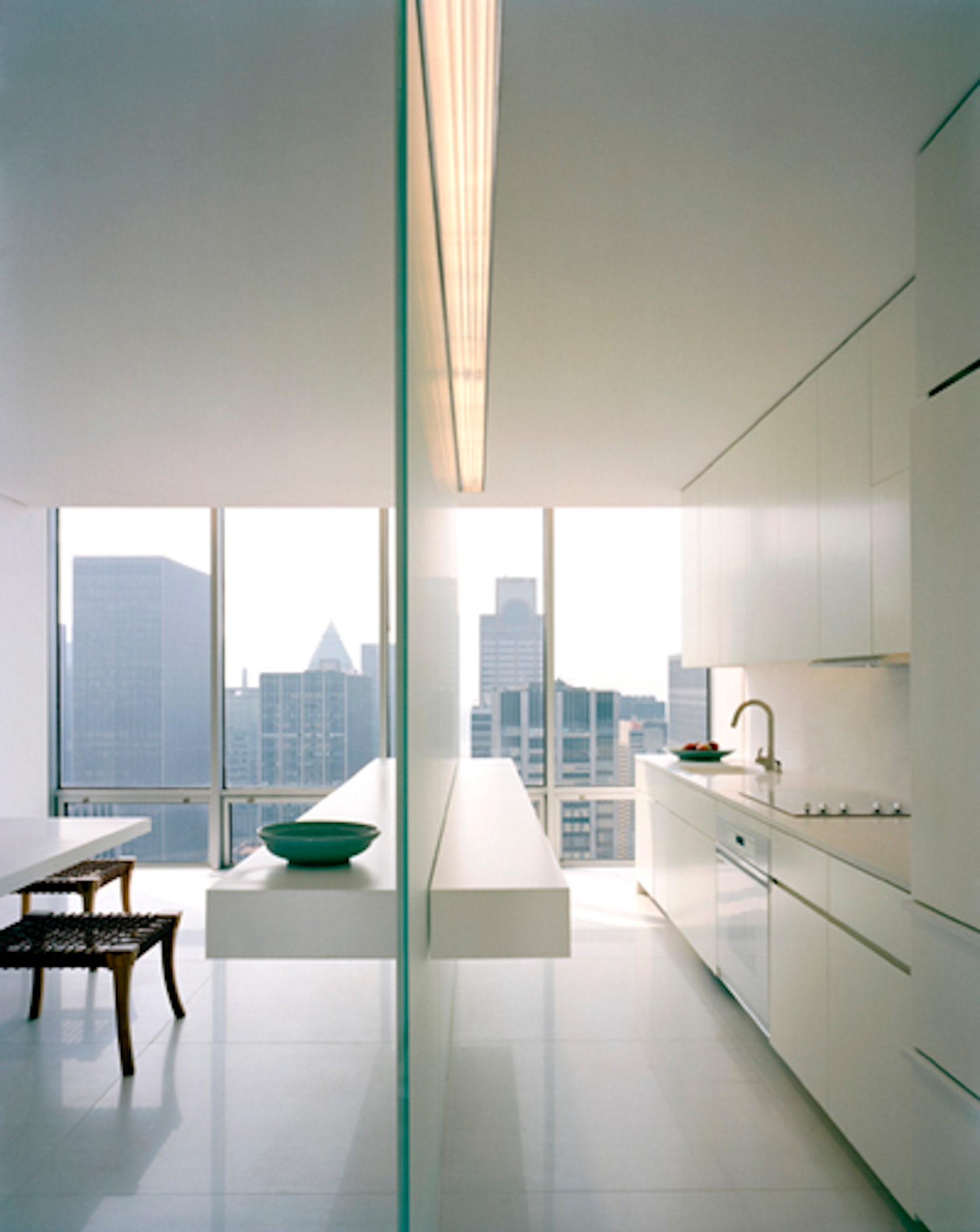 Olympic Tower Residence Architizer
