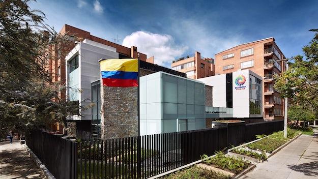 Designing Diplomacy: 10 Modern Embassy & Consulate Buildings