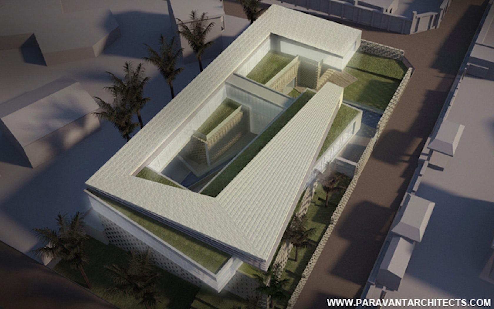 Embassy Cameroun Architizer