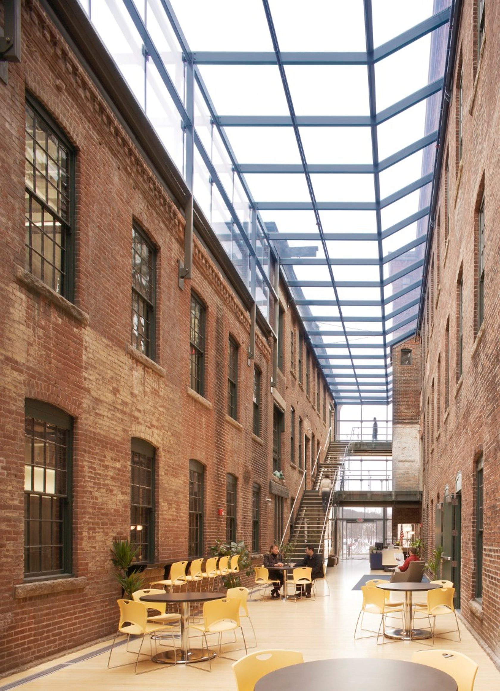 Rising Sun Mills Architizer