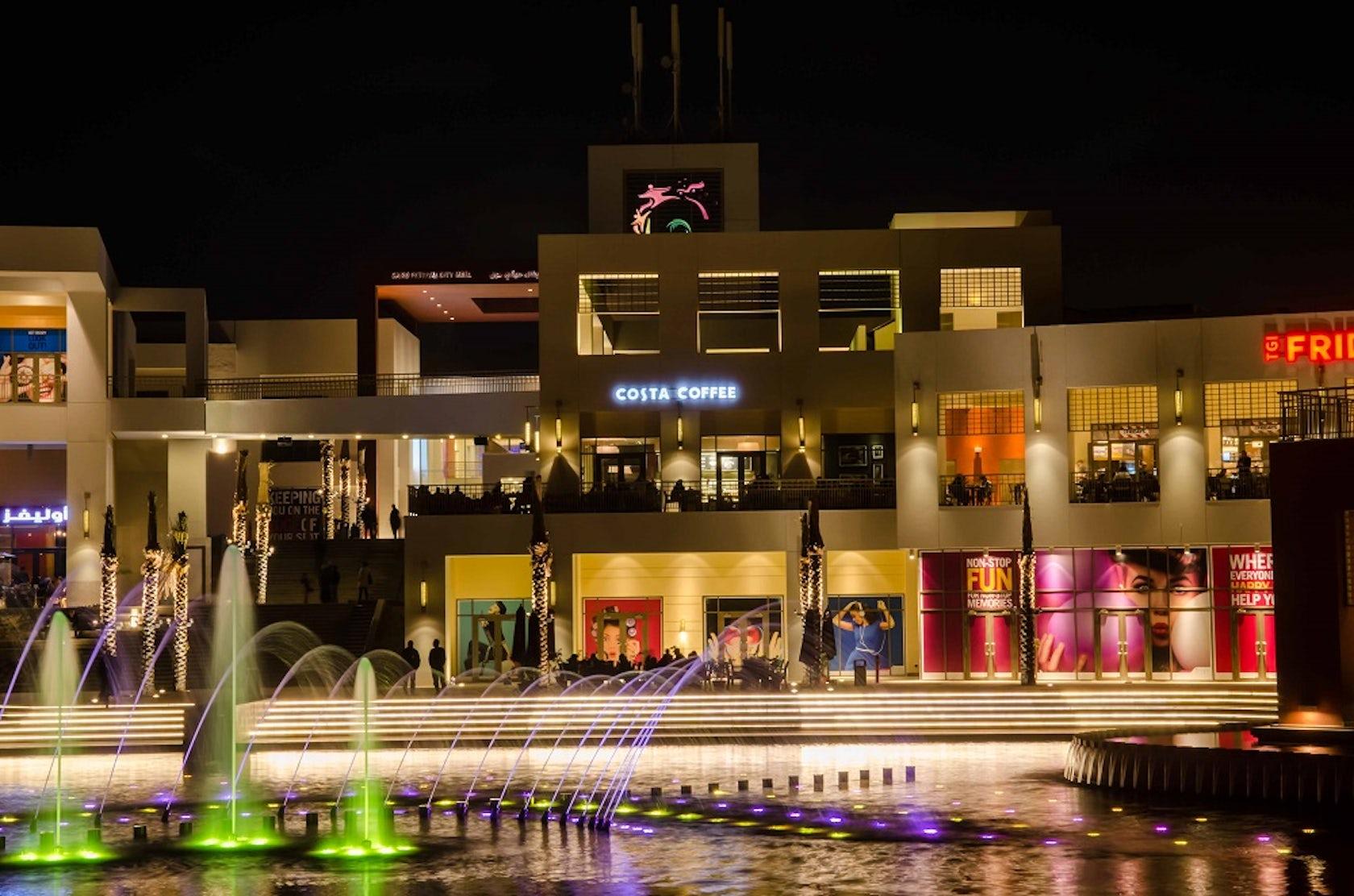 cairo festival city architizer