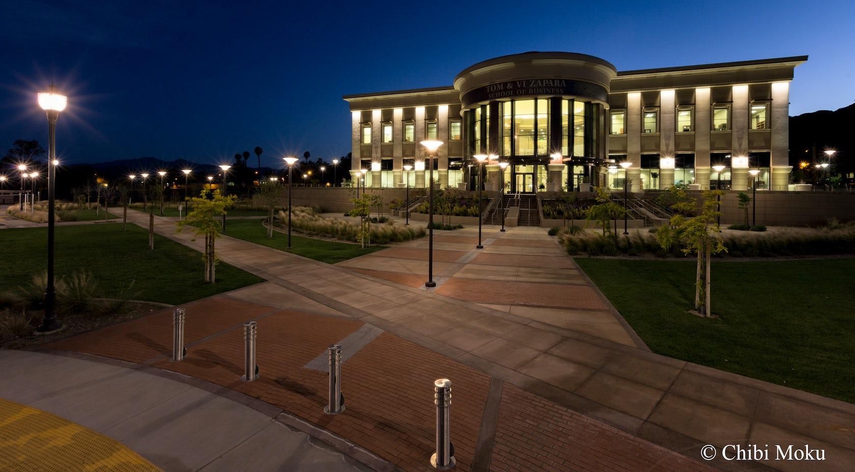 La Sierra University Tr Design Group Riverside Ca