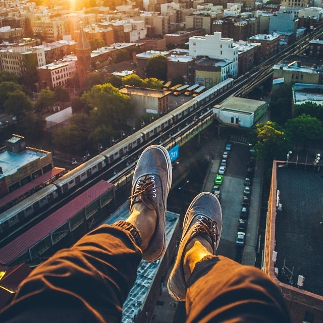 Meet the Daredevil Instagrammers Taking Architectural Photography to New Heights