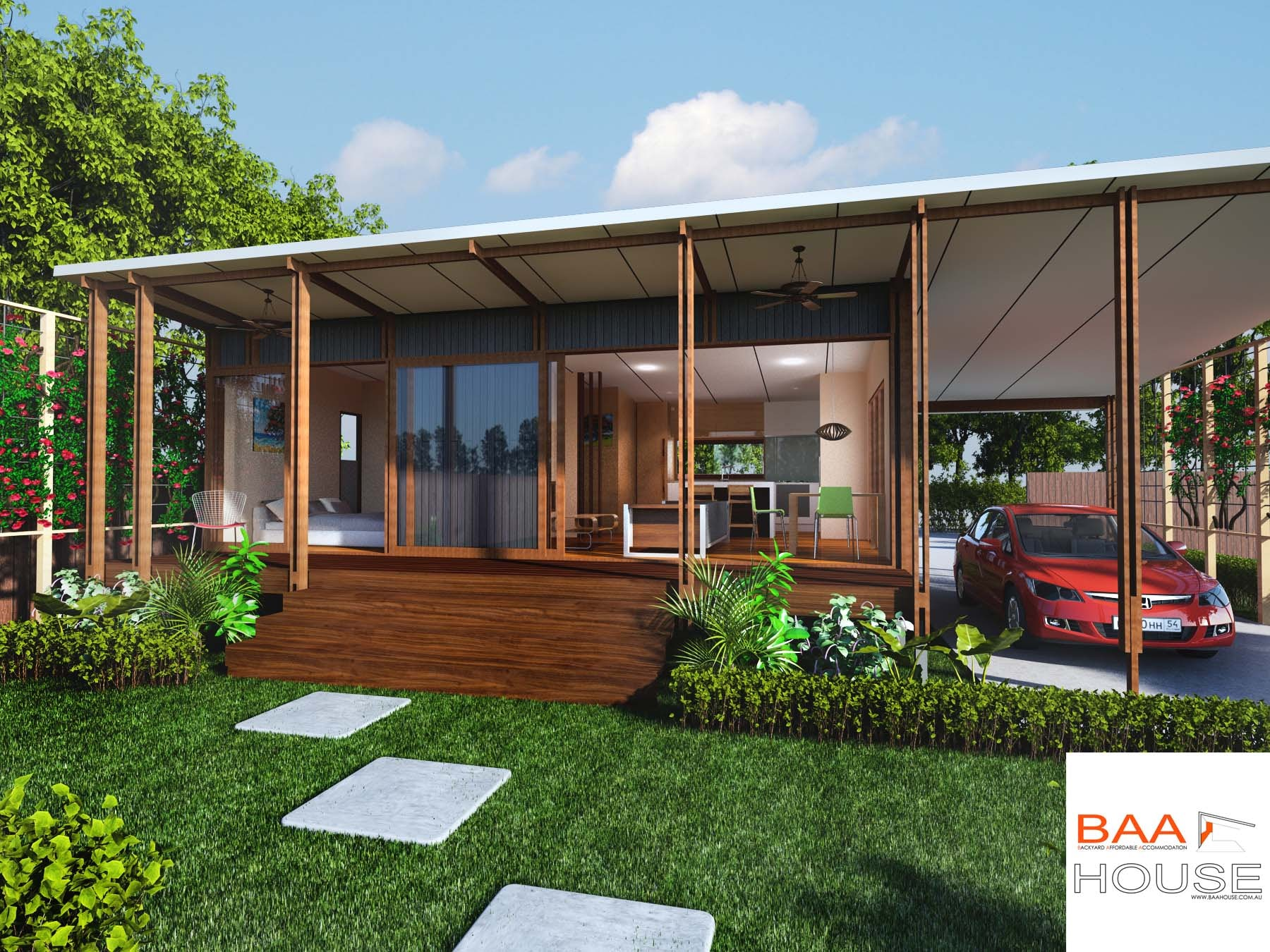 Home Design Ideas For Small Homes: Small Houses, Granny Flats