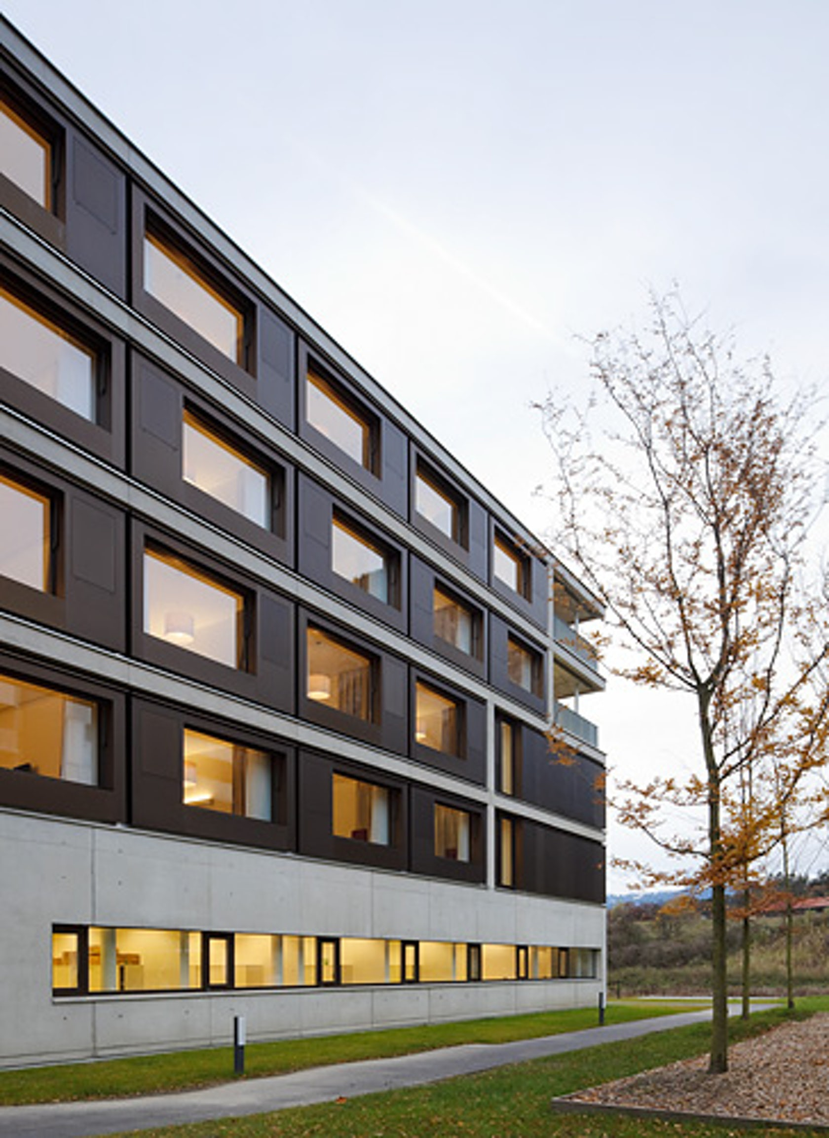 Lohbach Residential And Nursing Home Architizer