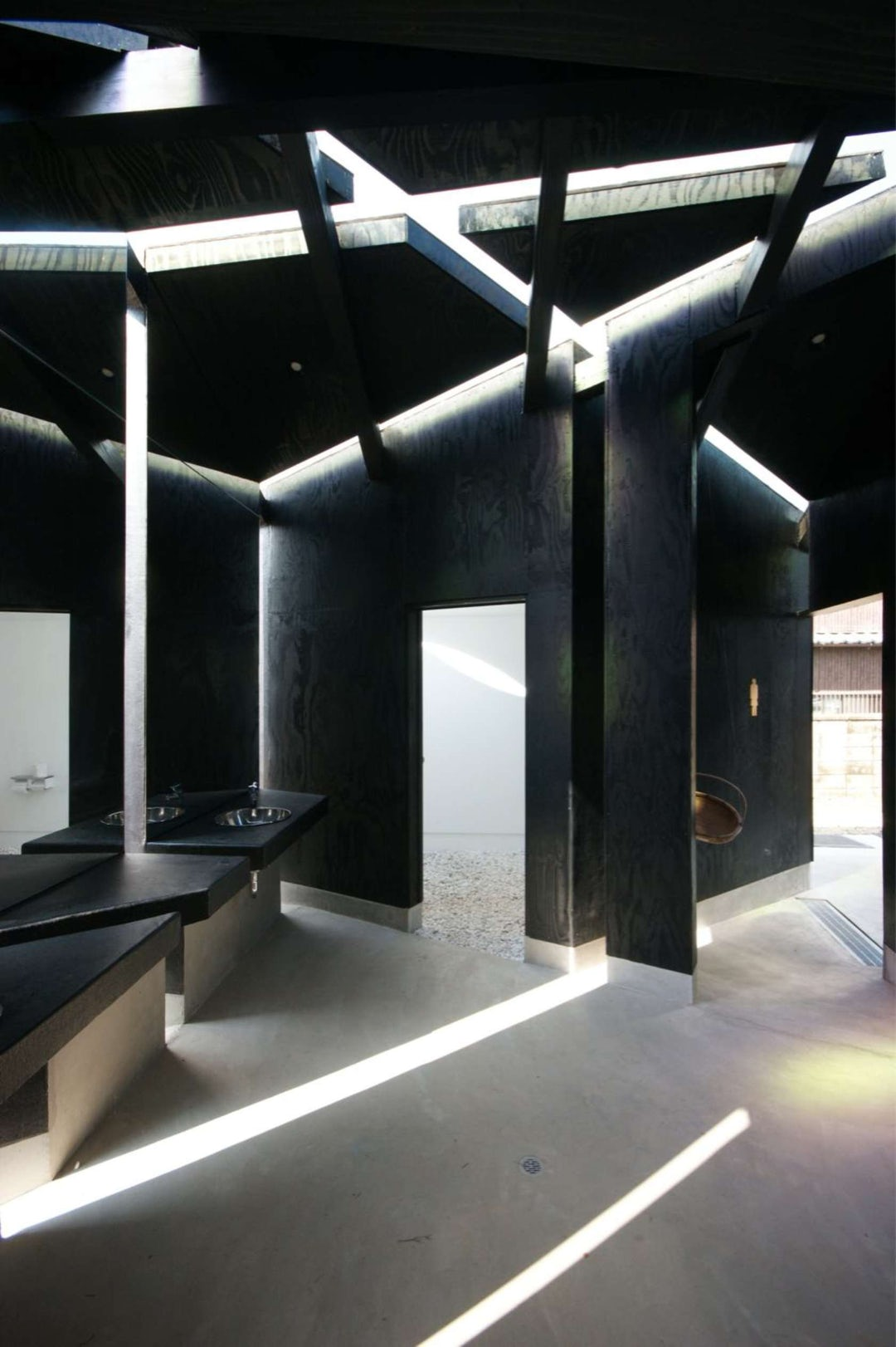 Complete Exposure To Extreme Intimacy 10 Stunning Public Restrooms Architizer