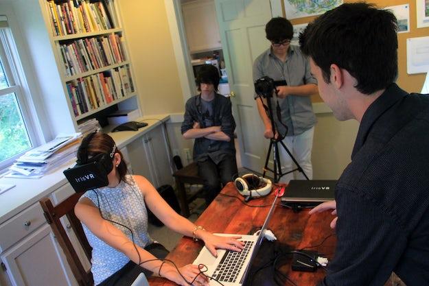 Oculus Rift Rental - VR Labs