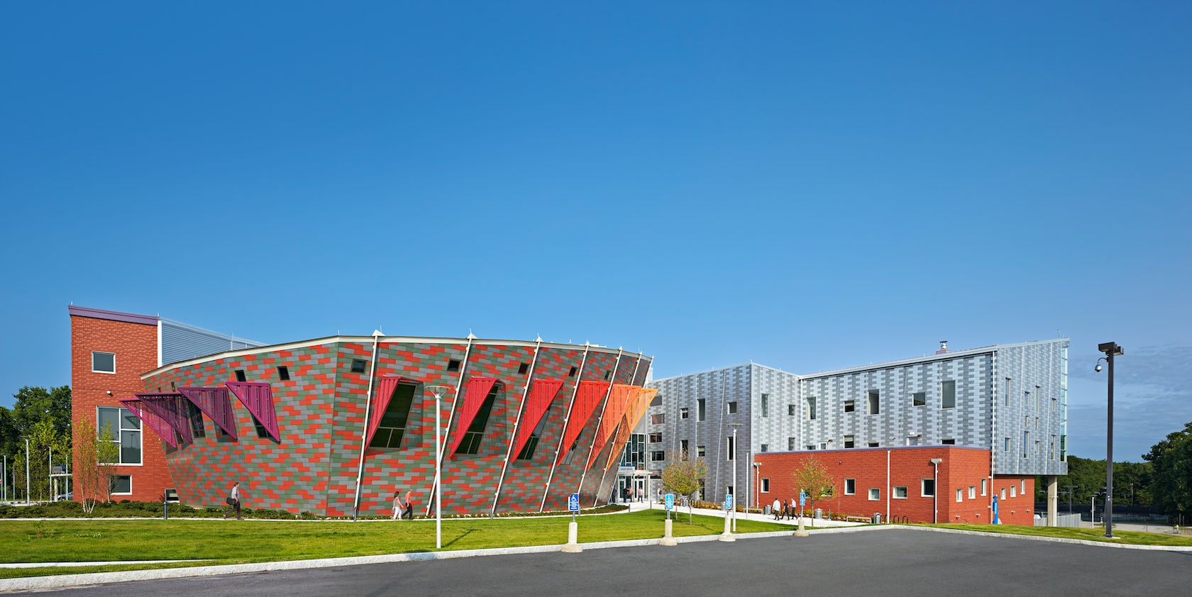 York Auto Group >> Visual and Performing Arts Center - Western Connecticut State University - Architizer