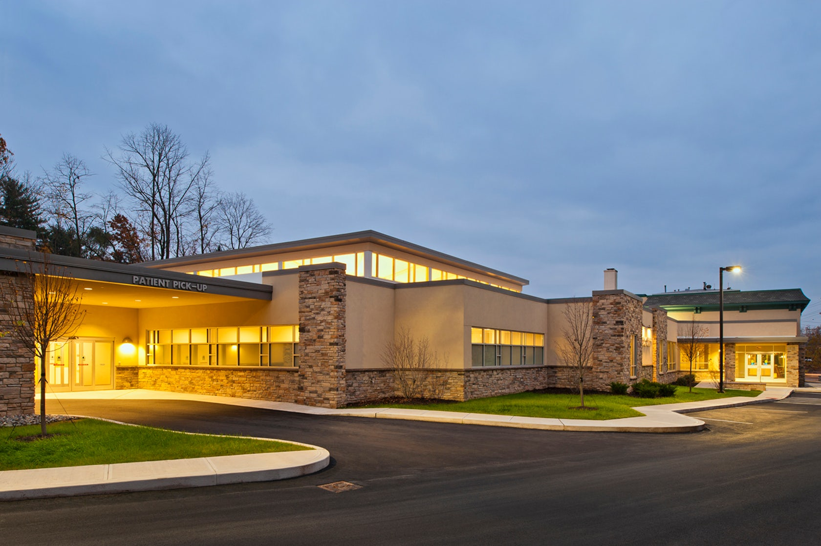 Pocono Ambulatory Surgery Center Architizer