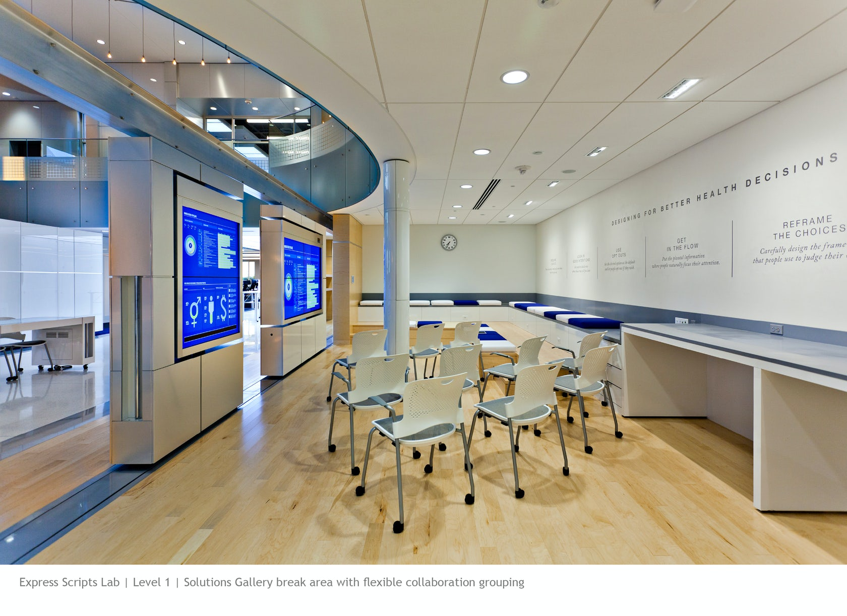 The Express Scripts Lab - Architizer