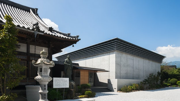Modern Temples How Religious Architecture Is Being Transformed Across Japan Architizer Journal