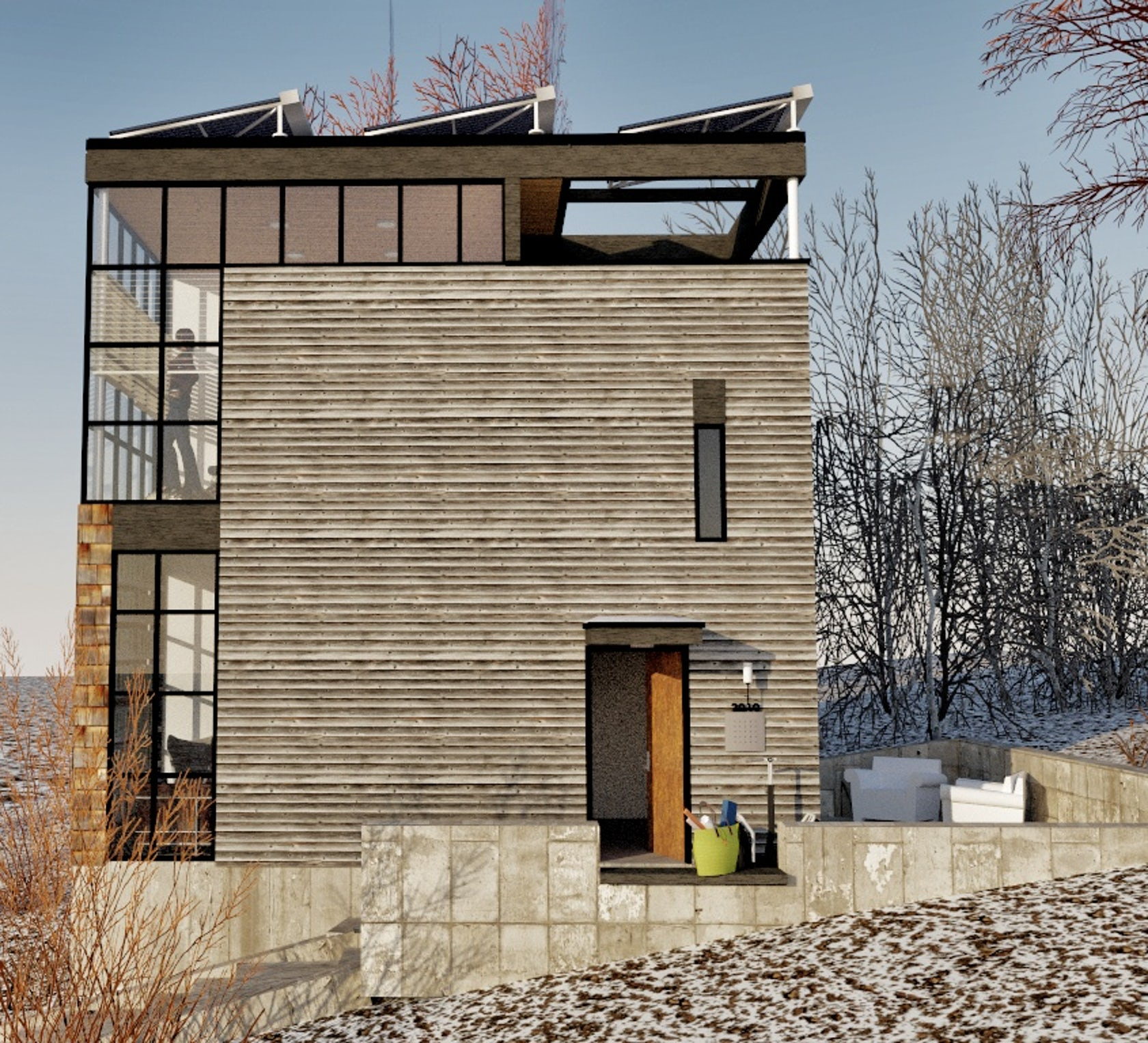 Affordable Accessory Dwelling Units Architizer