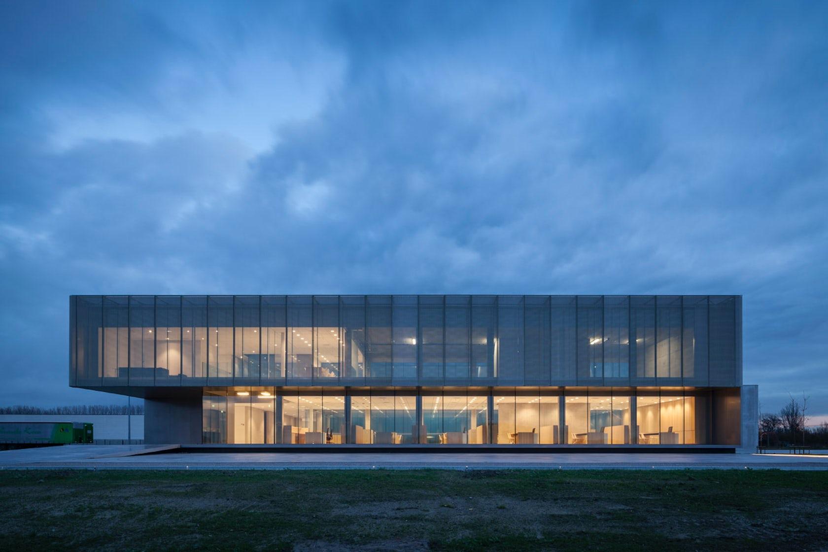 Govaert Amp Vanhoutte Architects Architizer