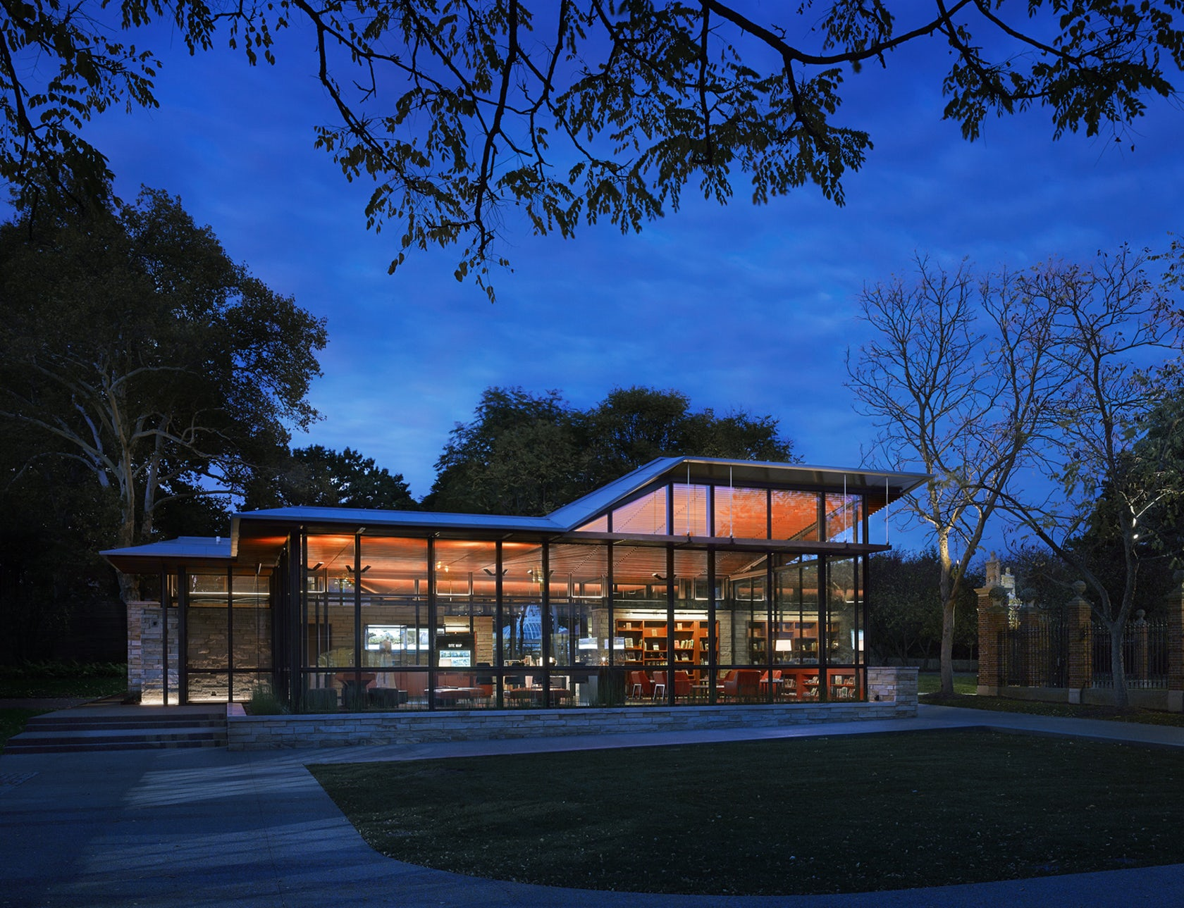 Hyde Park Pittsburgh >> Frick Art & Historical Center - Architizer