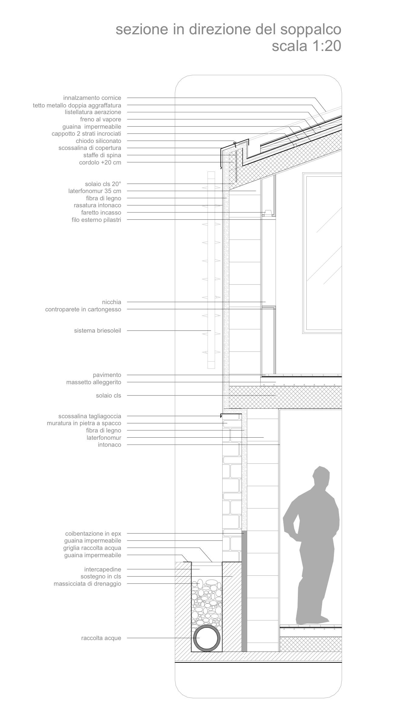 Le Fibre Del Legno idea 1080185: villa f09 by m12 architecture design in bari